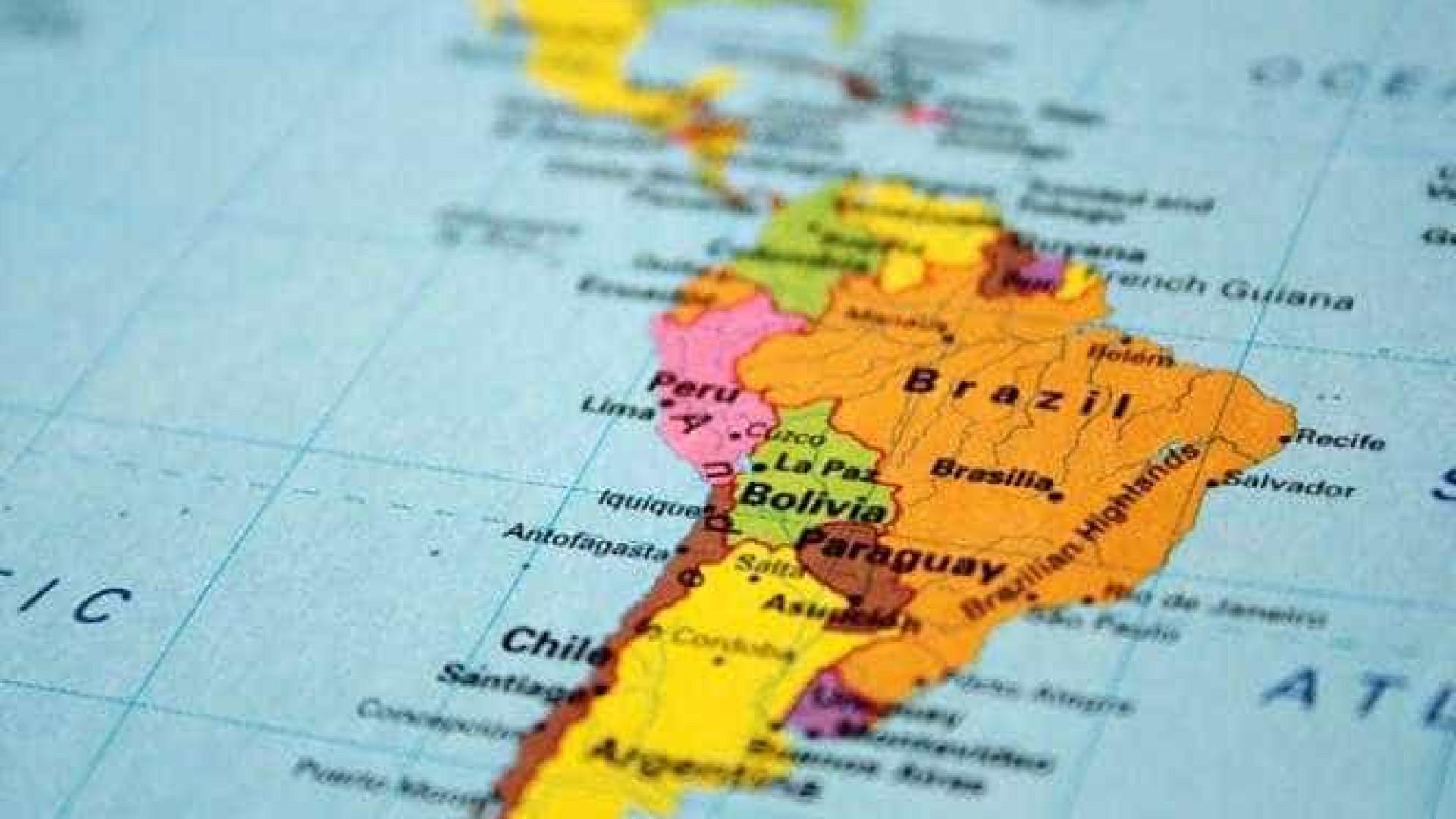 Banco Mundial prevê retomada na América Latina puxada pelo Brasil