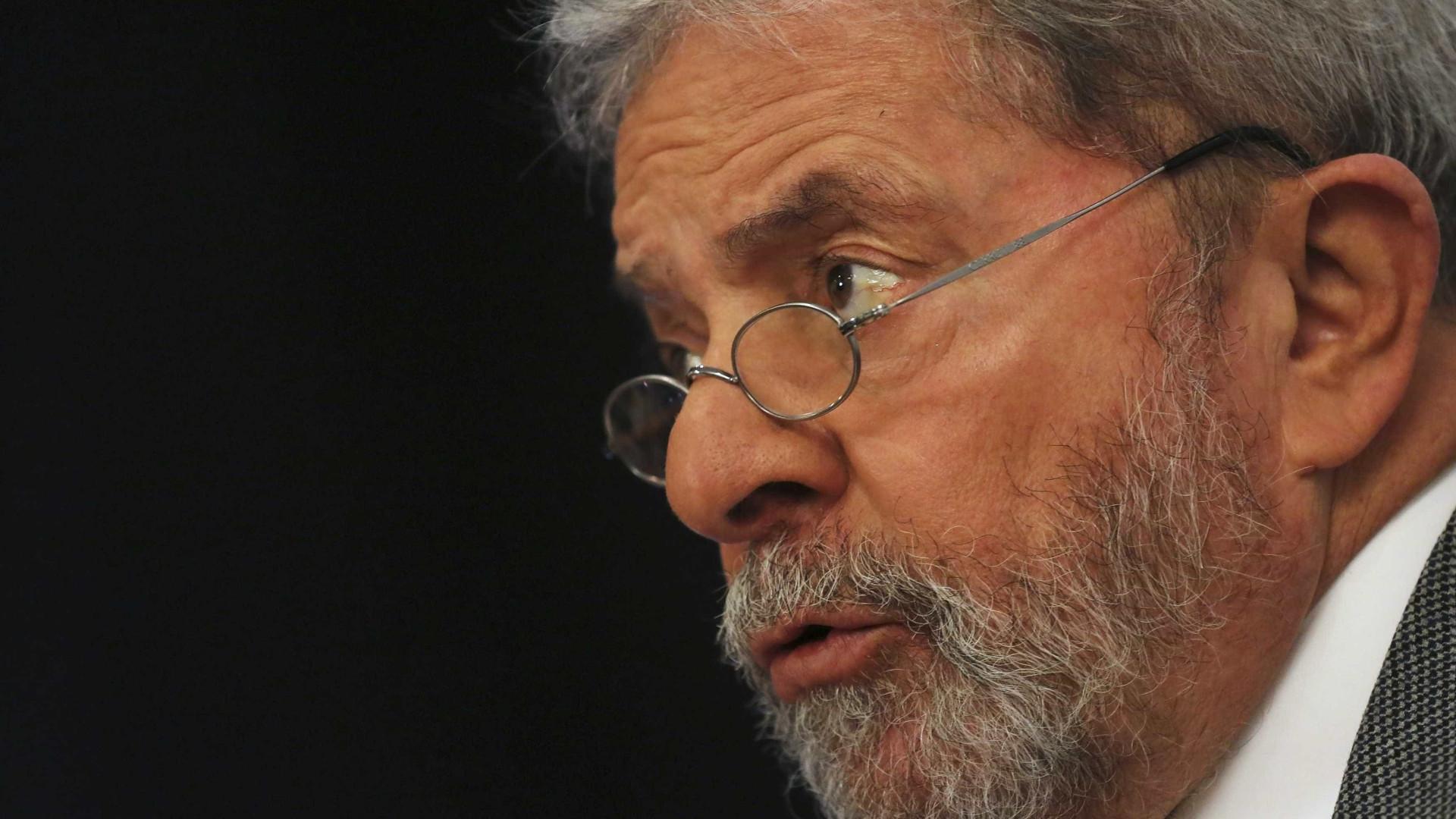 Lula vê força para reagrupar esquerda e diz que não aceitará injustiça