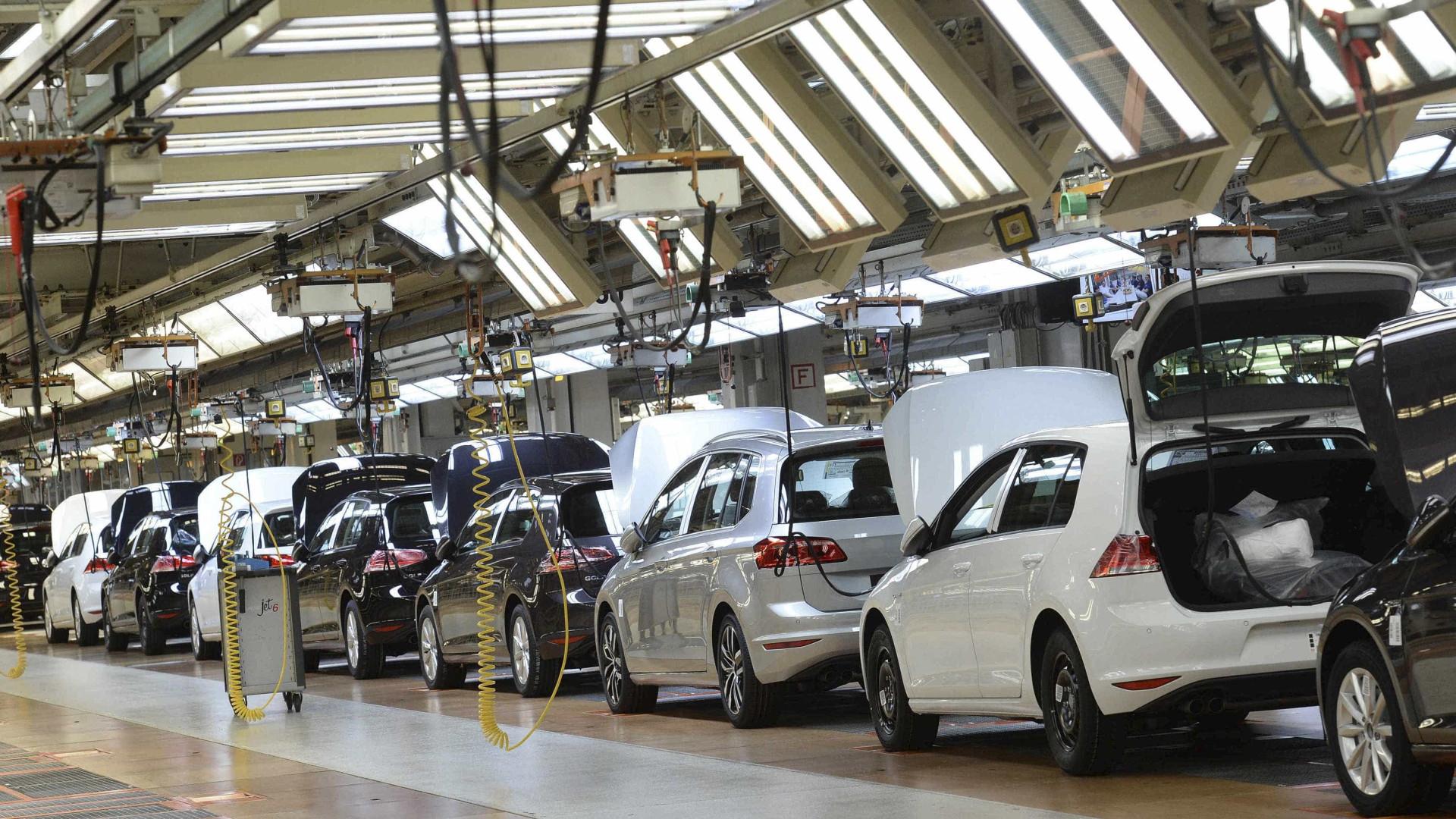 Brasil puxa expansão global da Volkswagen
