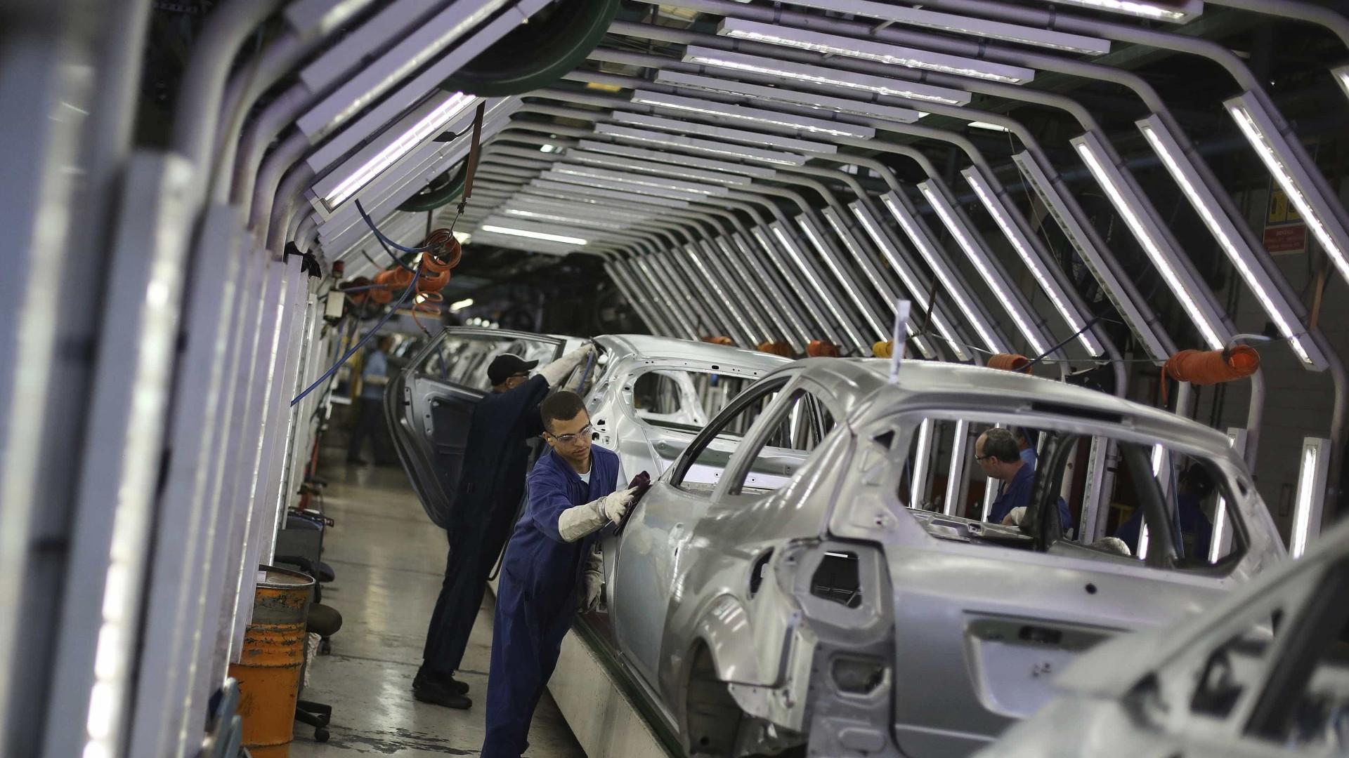 Crise argentina afeta montadoras e projeção de crescimento no Brasil