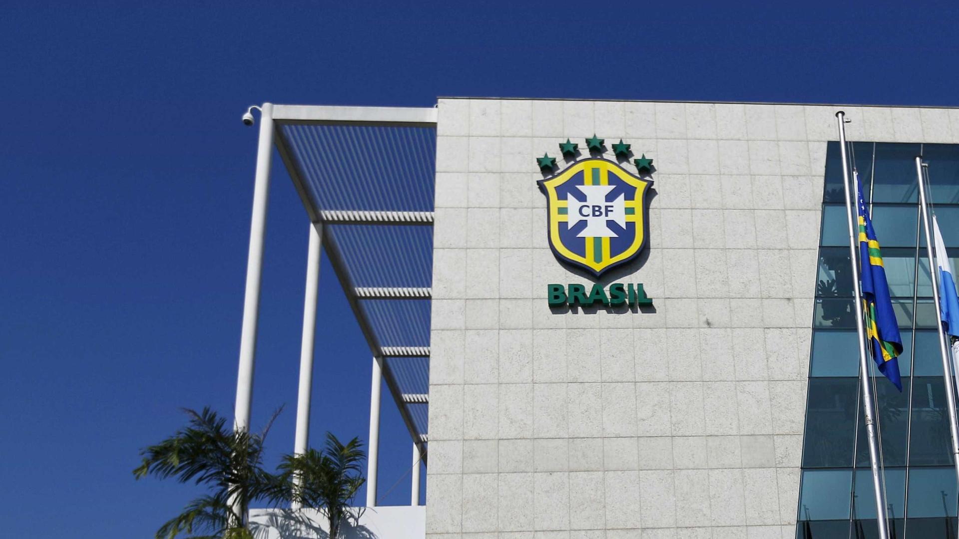 CBF decreta luto e suspende rodada final do Campeonato Brasileiro