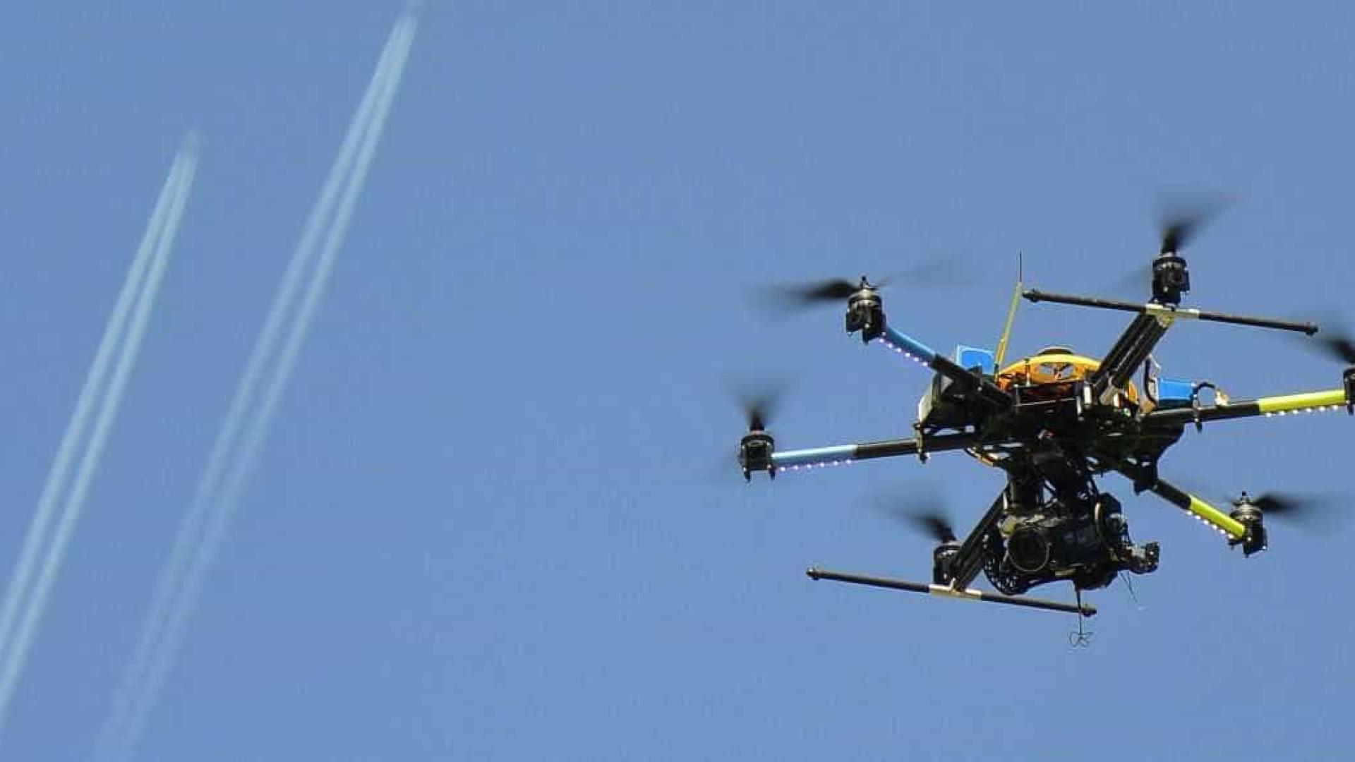 E-commerce chinesa usa drones  para entregar encomendas