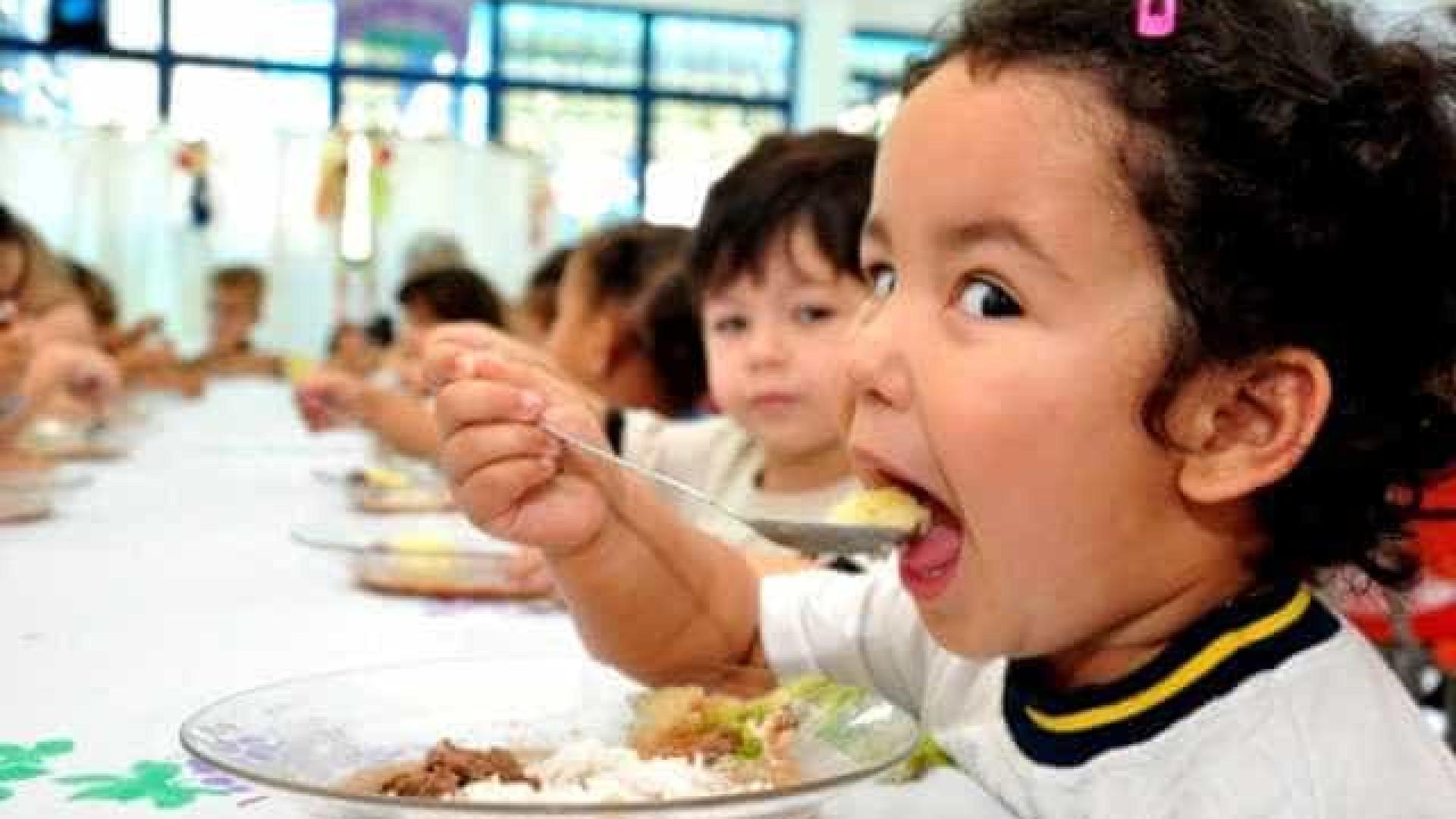 Má alimentação pode levar  a mau desempenho escolar