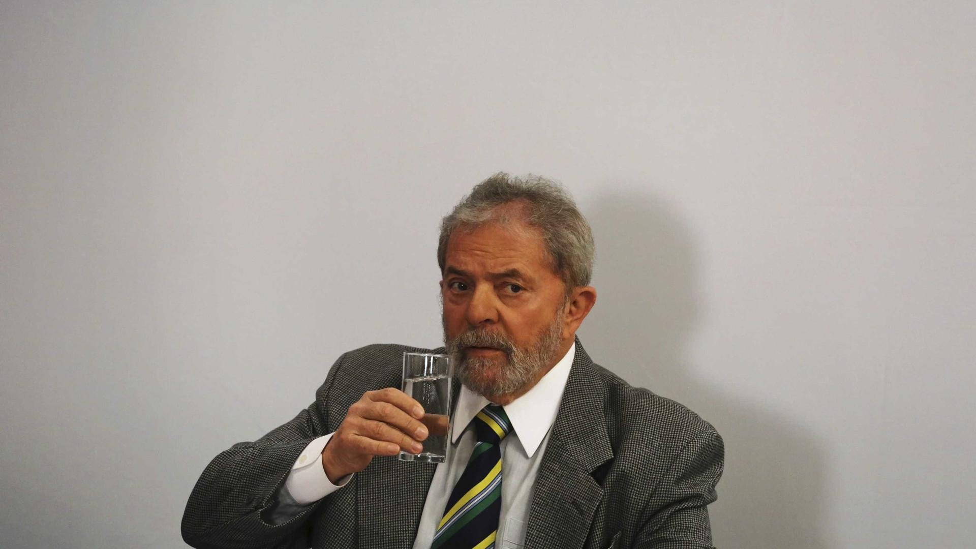 Lula presta depoimento como testemunha de defesa de Cunha