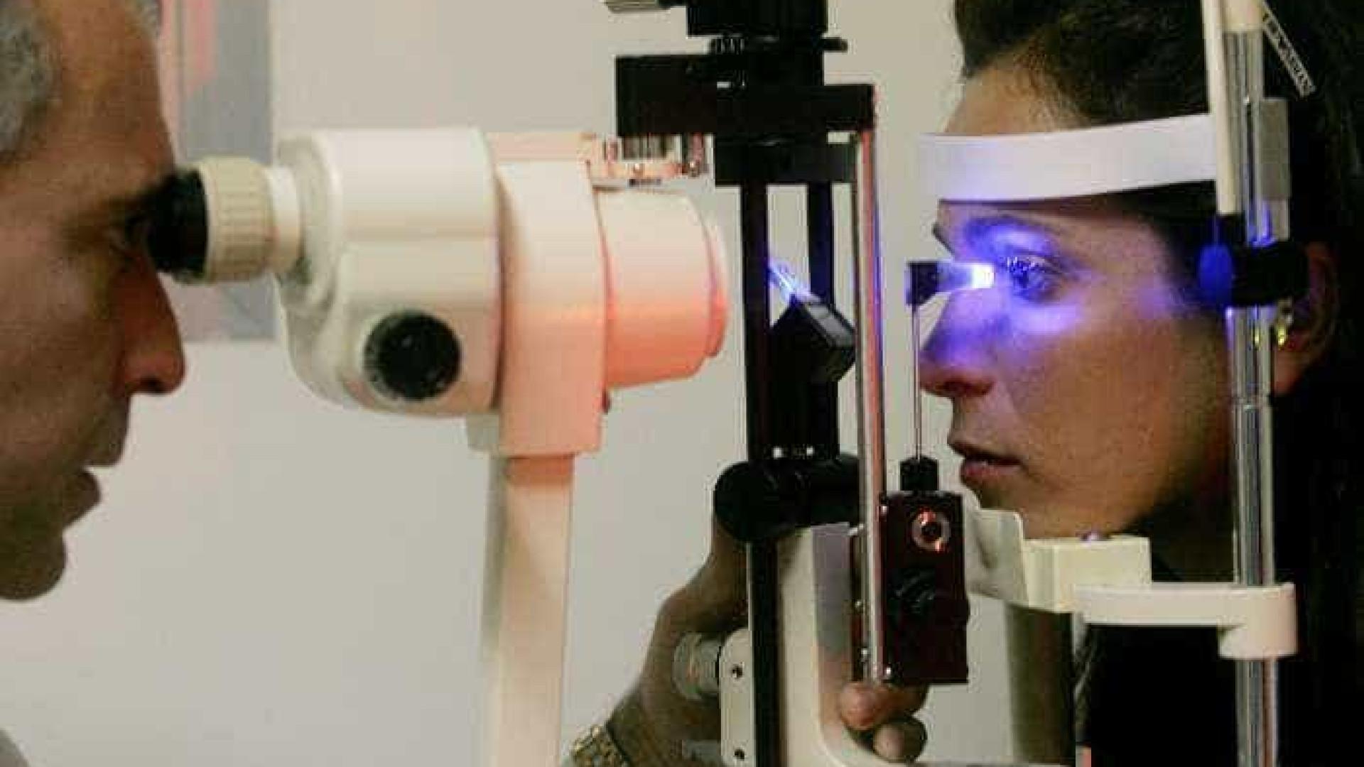 Exame oftalmológico preventivo é essencial na infância