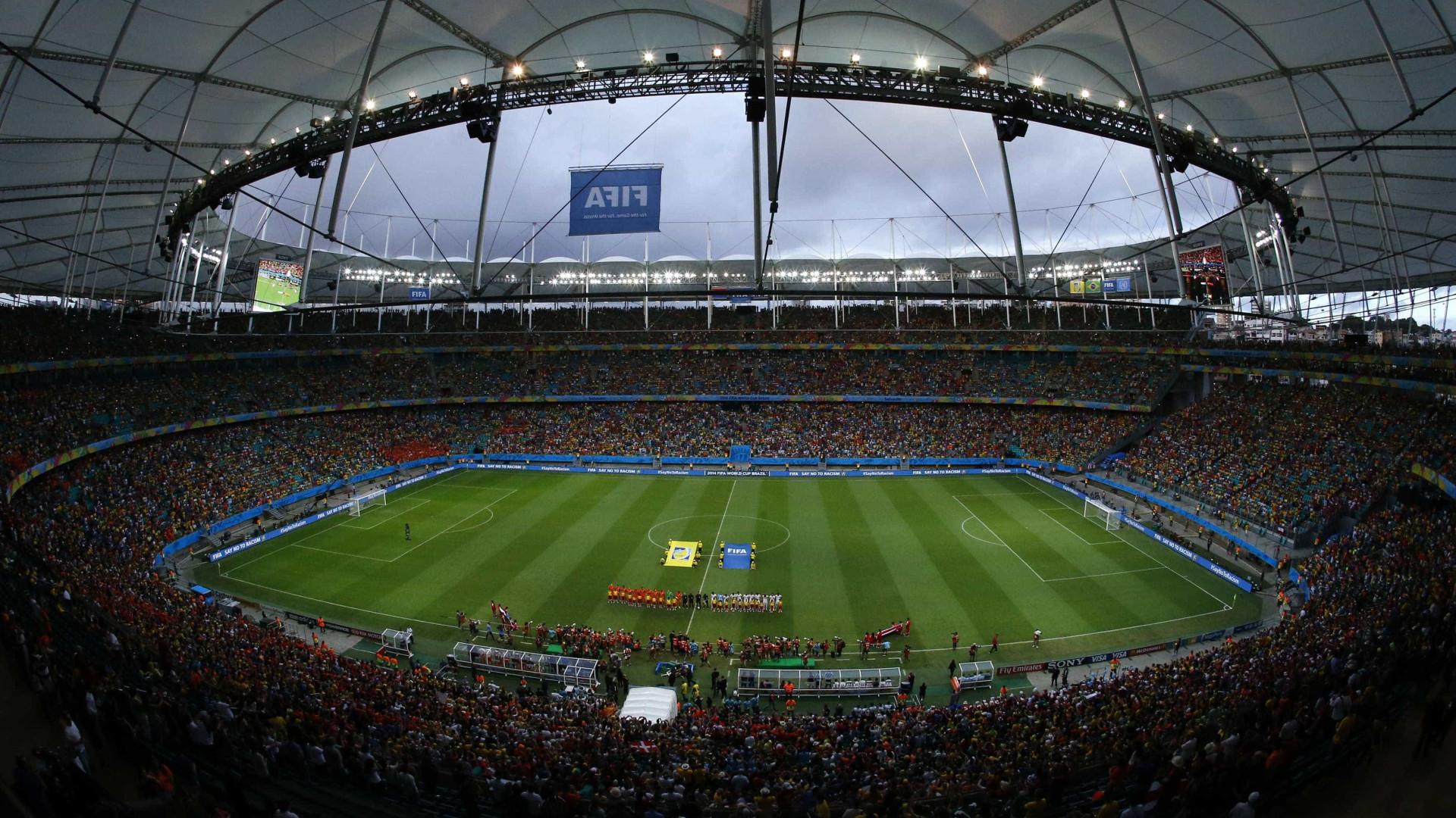 Torcida do Bahia esgota 45 mil ingressos para final da Copa Nordeste