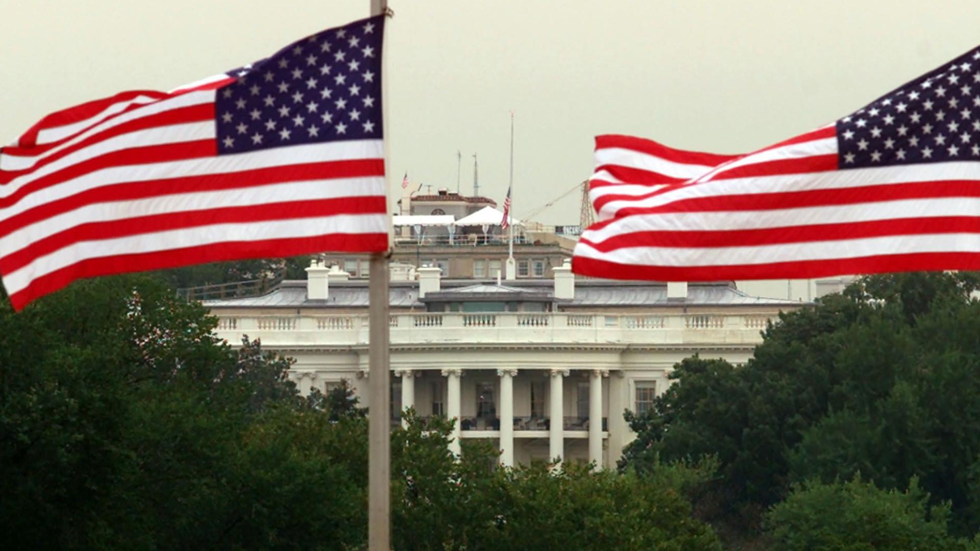 Casa Branca entra em alerta por pacote suspeito