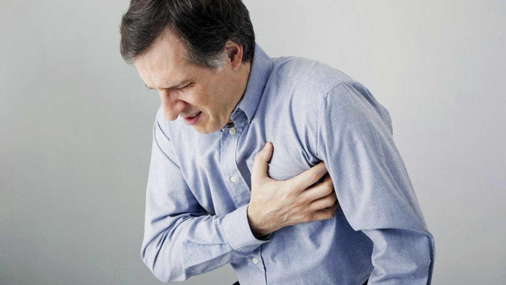 Tempo seco aumenta o risco de doenças cardíacas