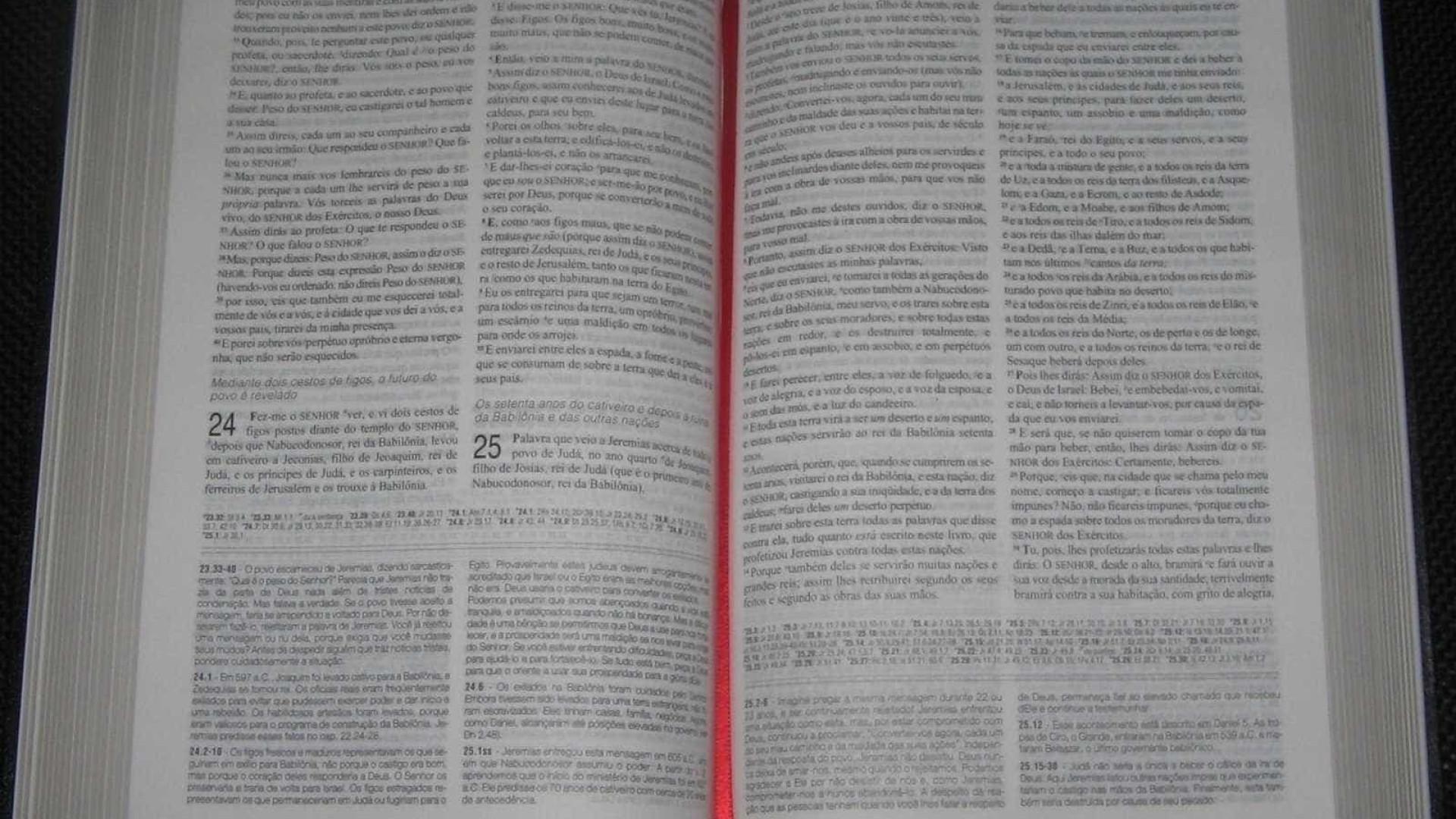 Justiça do Rio proíbe que Bíblia seja incluída como material escolar