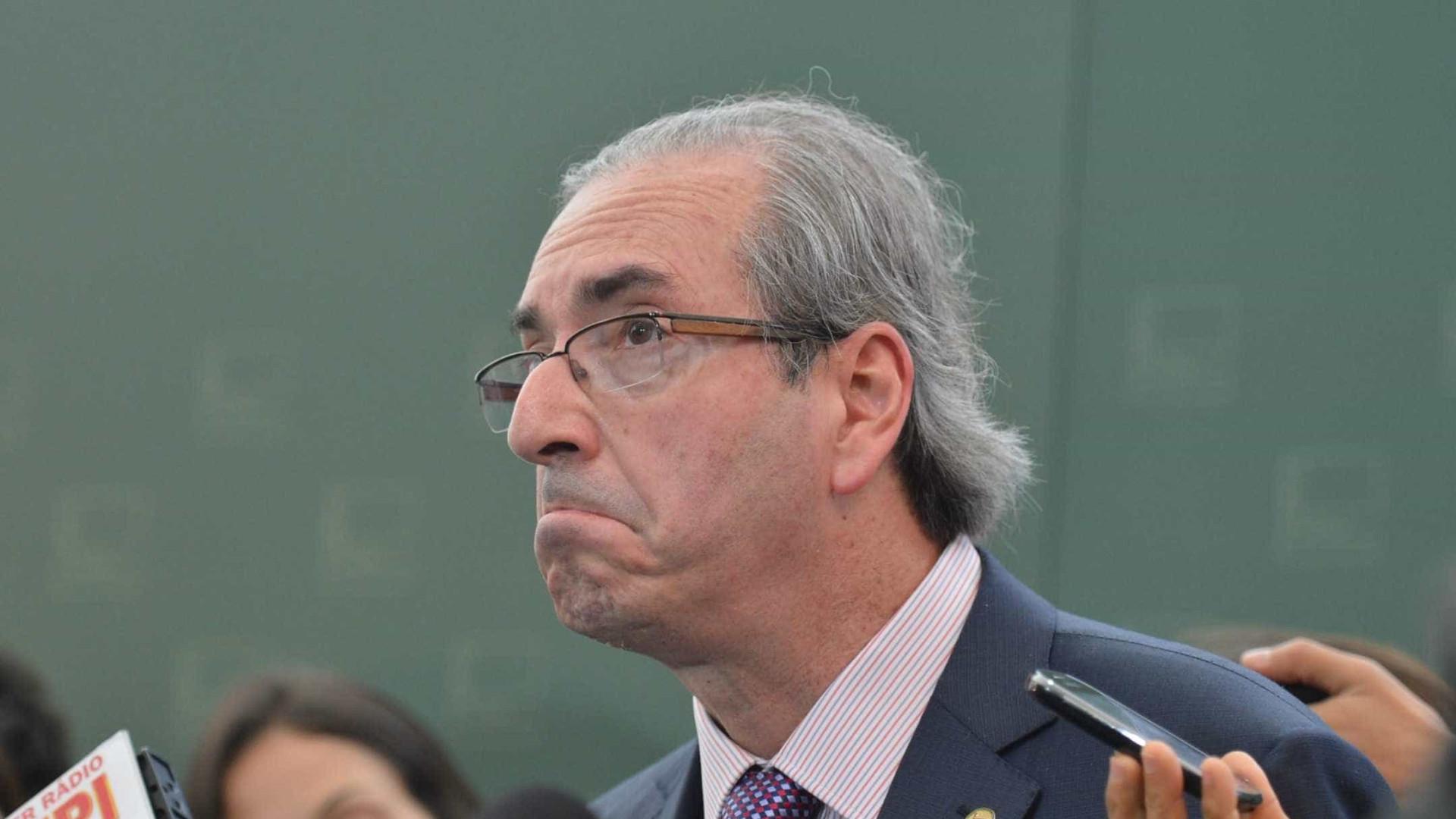 PGR encerra negociação de delação com Eduardo Cunha