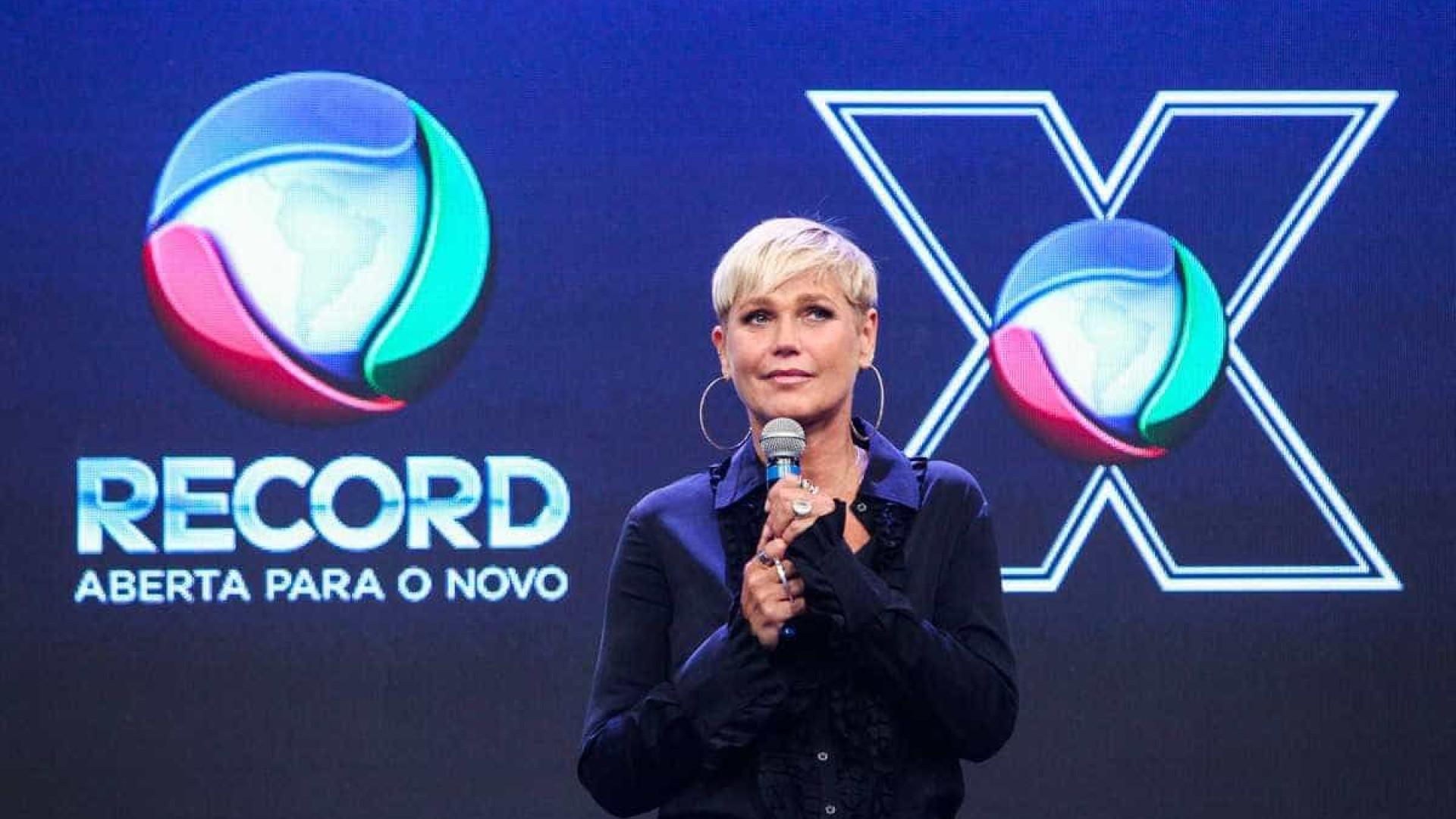 Xuxa exige tratamento especial para gravar amigo secreto da Record