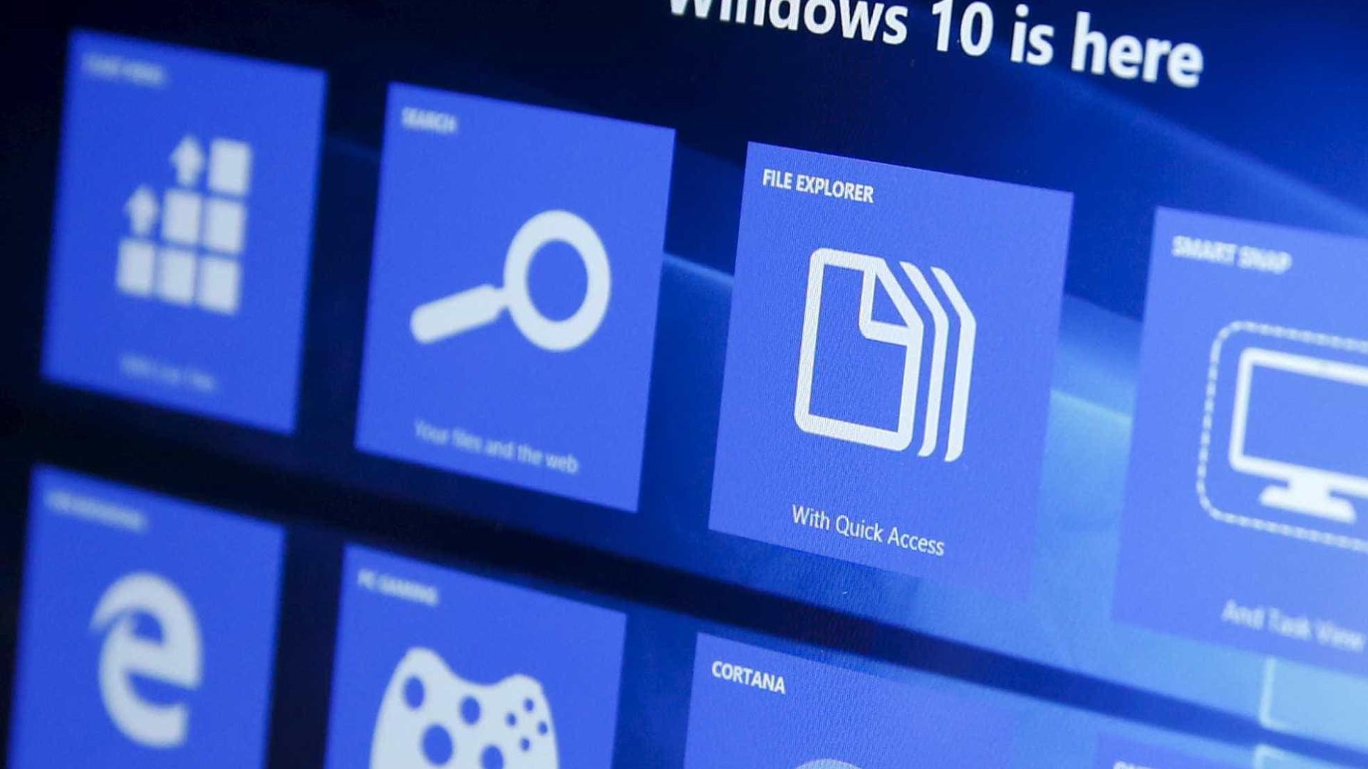 Aprenda a tirar animações do Windows 10 para deixá-lo mais rápido