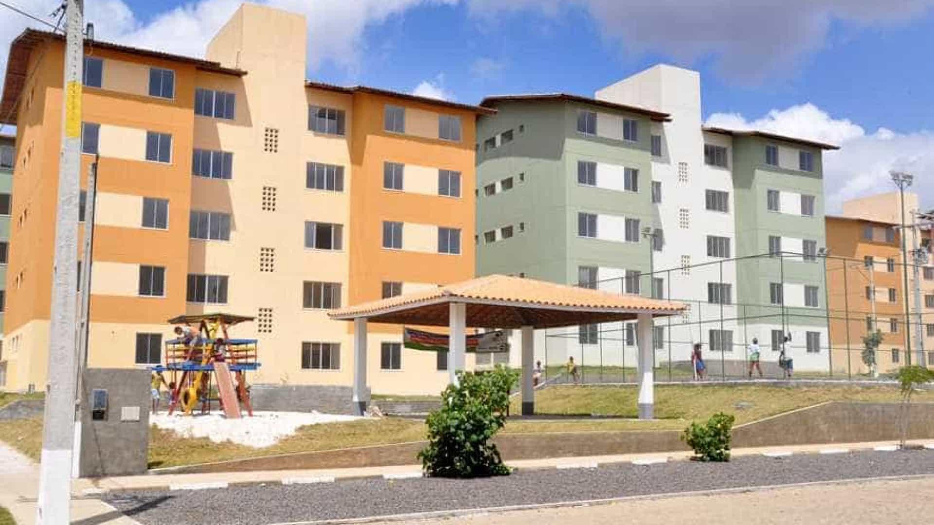 Minha Casa, Minha Vida vai construir mais de 14,7 mil moradias