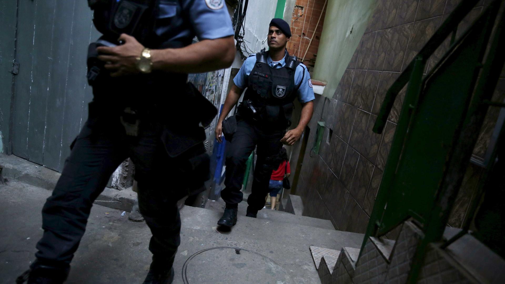 Polícia faz operação contra milícia no Rio de Janeiro