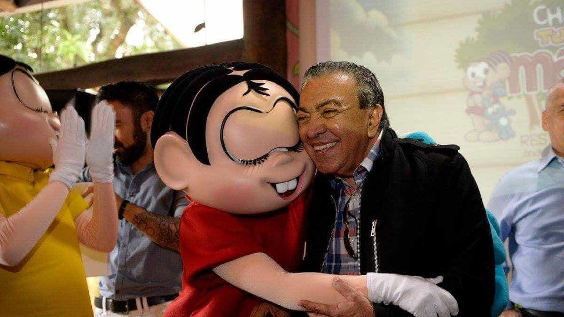 Mauricio de Sousa faz apelo para encontrar tirinhas perdidas de 1960