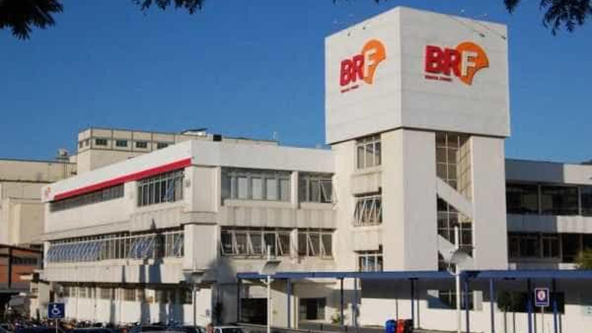 BRF dá férias coletivas para 1,7 mil funcionários