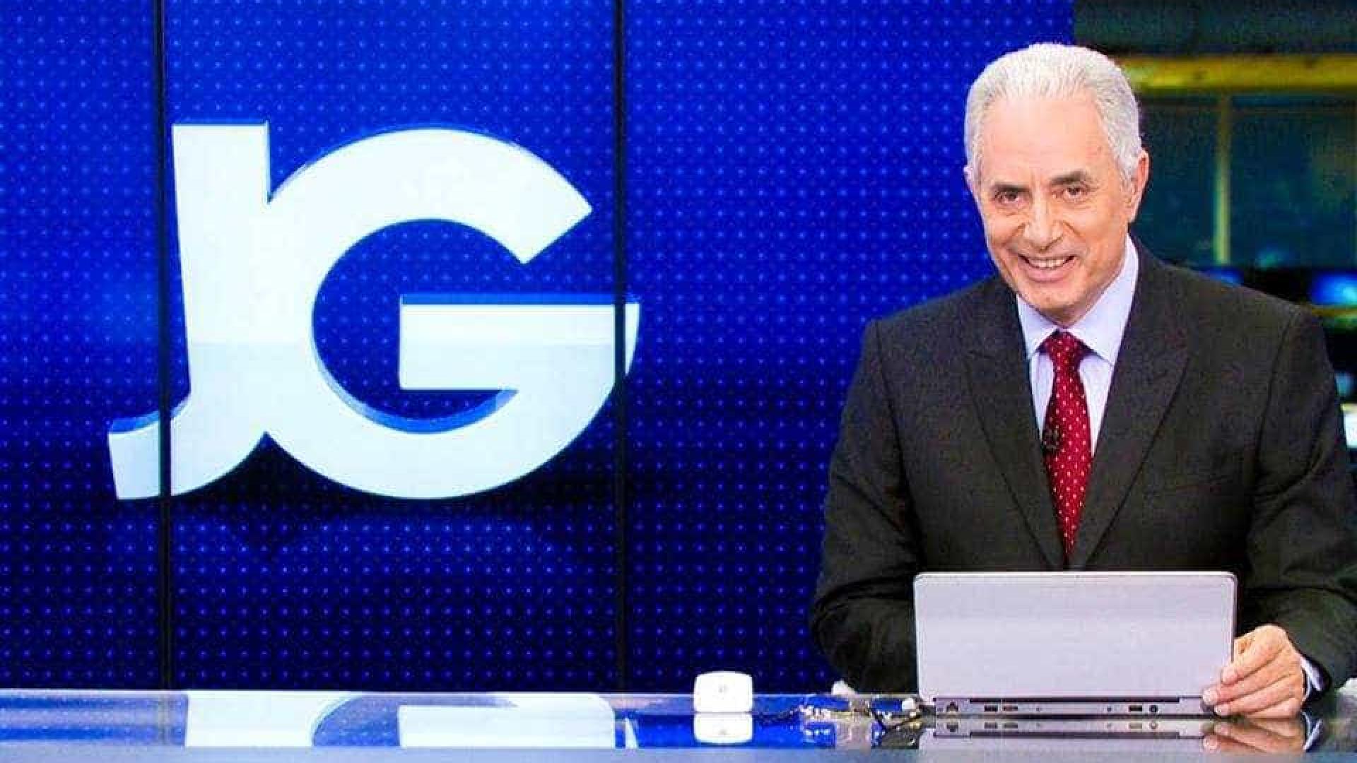 Após comentário racista, William Waack é suspenso do Jornal da Globo