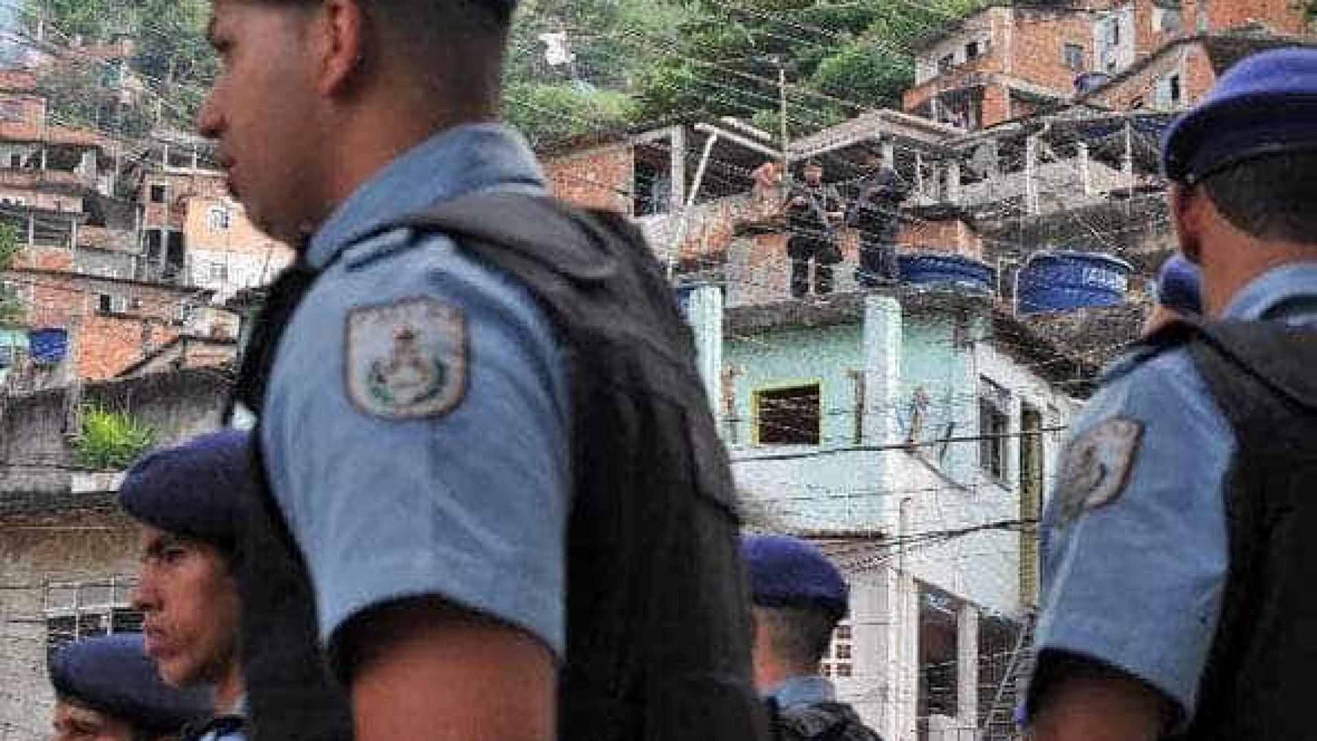PM apreende 90 quilos de maconha no Rio de Janeiro