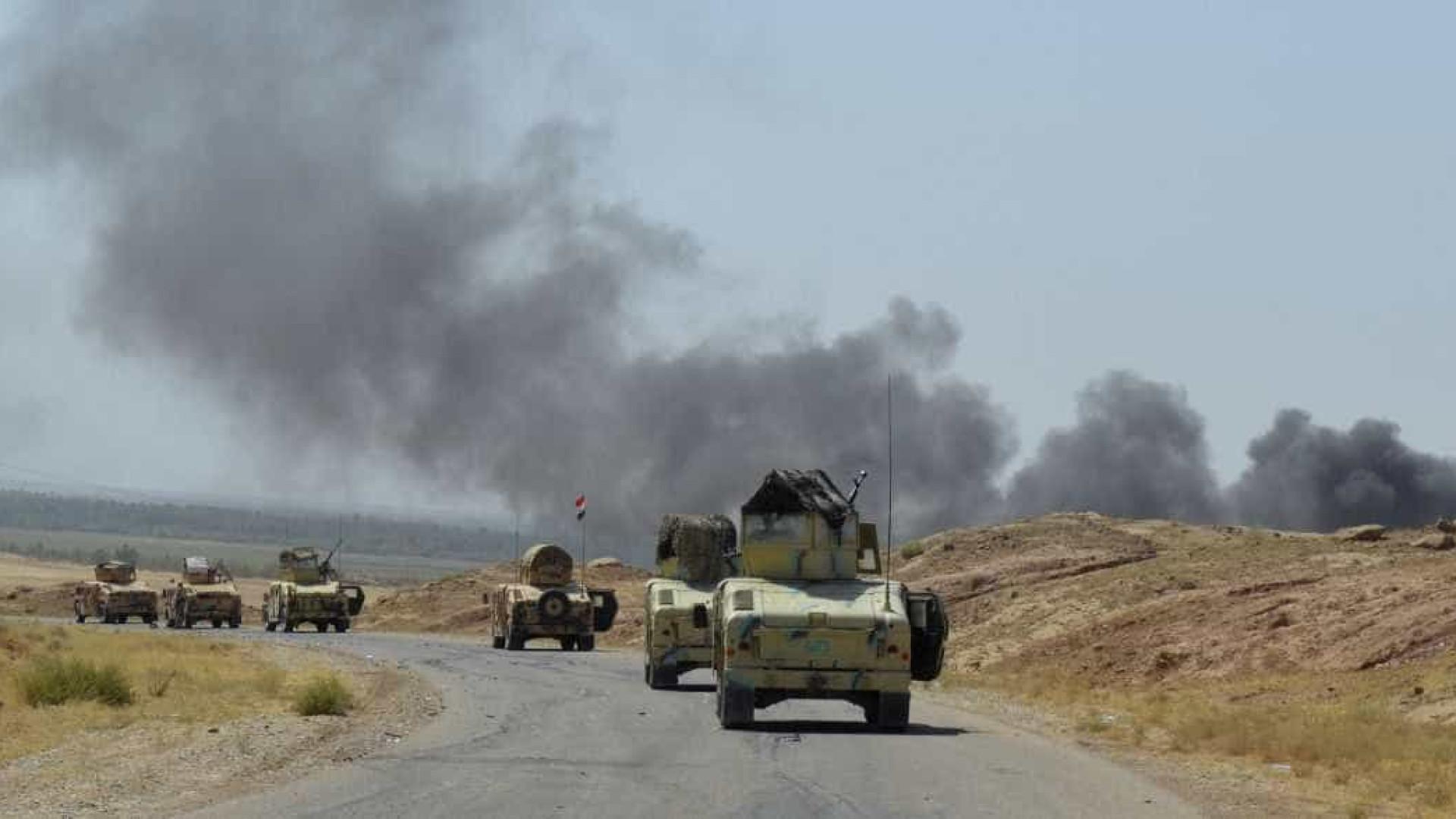 Forças do Iraque assumem controle de áreas curdas na província de Nínive