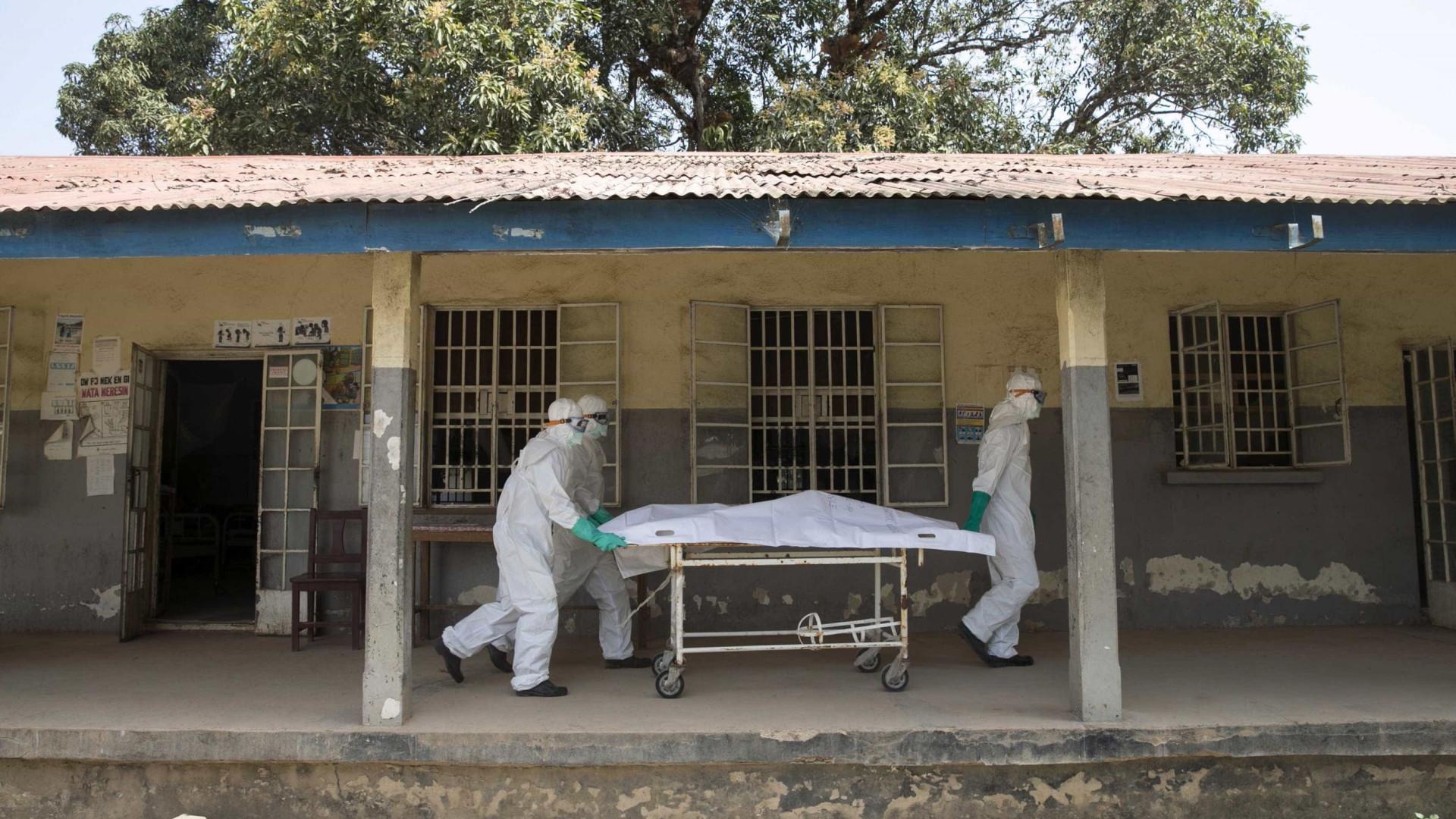 Surto de ebola no Congo já é o maior da história do país