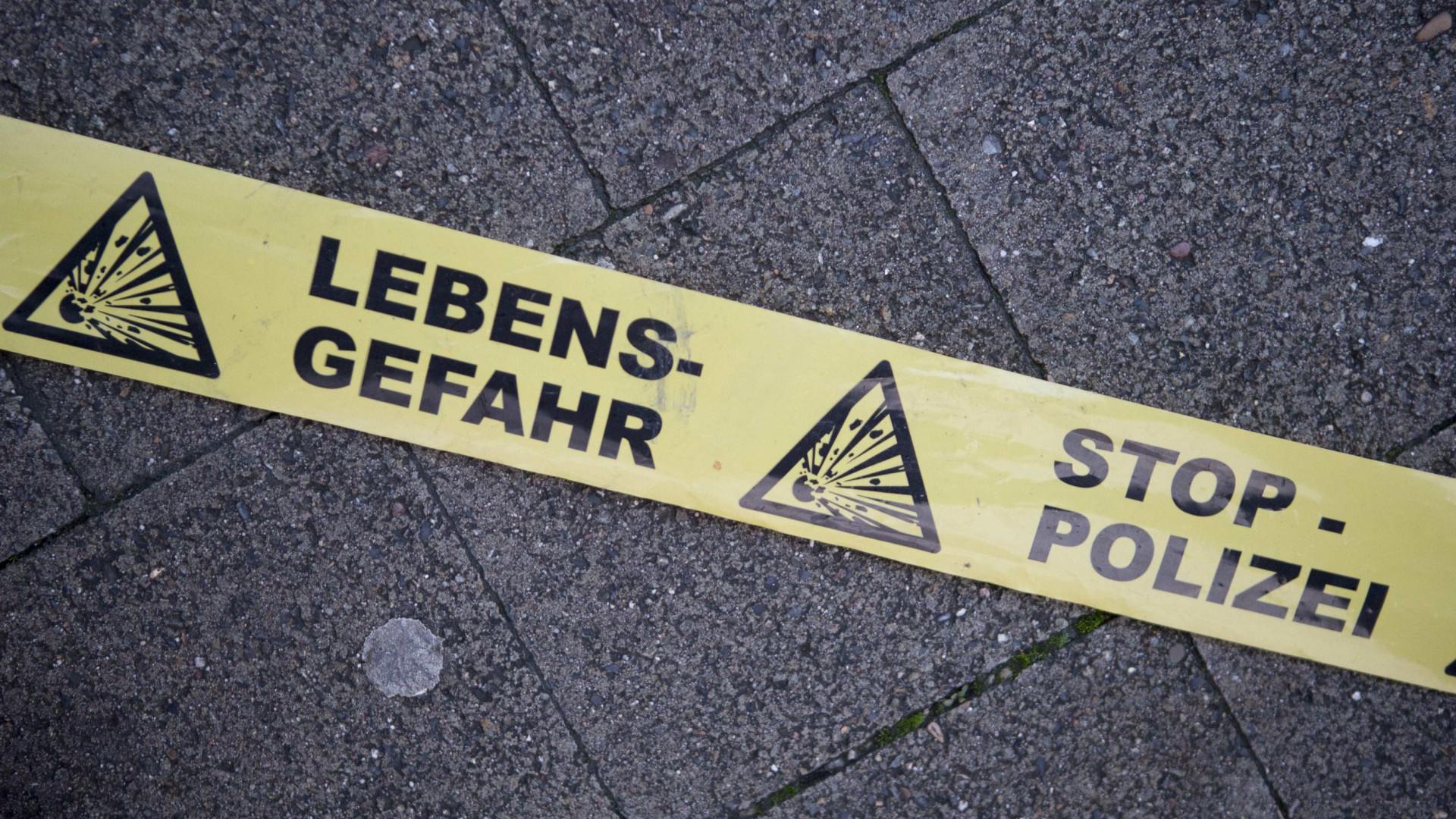 Tribunais são evacuados após ameaças de bomba na Alemanha