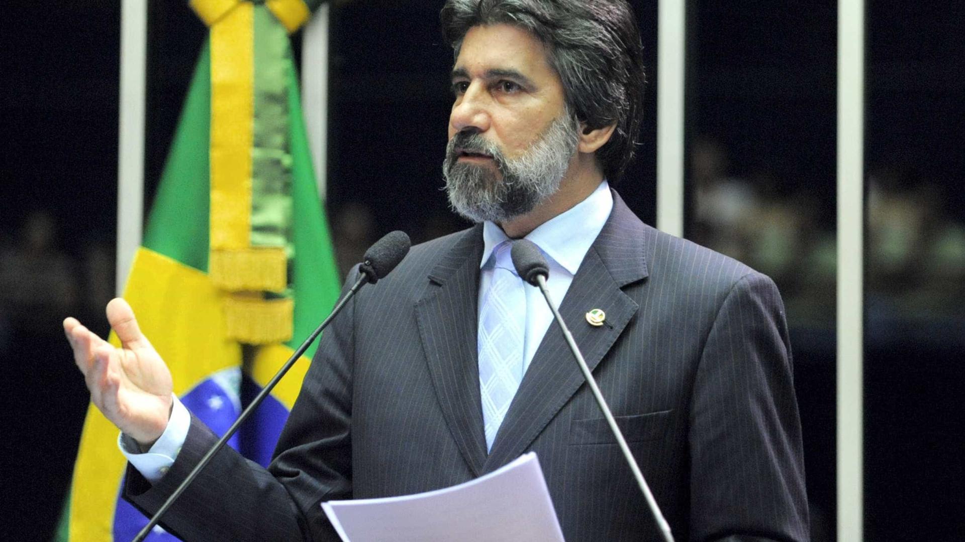 Fachin libera para julgamento denúncia  contra senador do PMDB