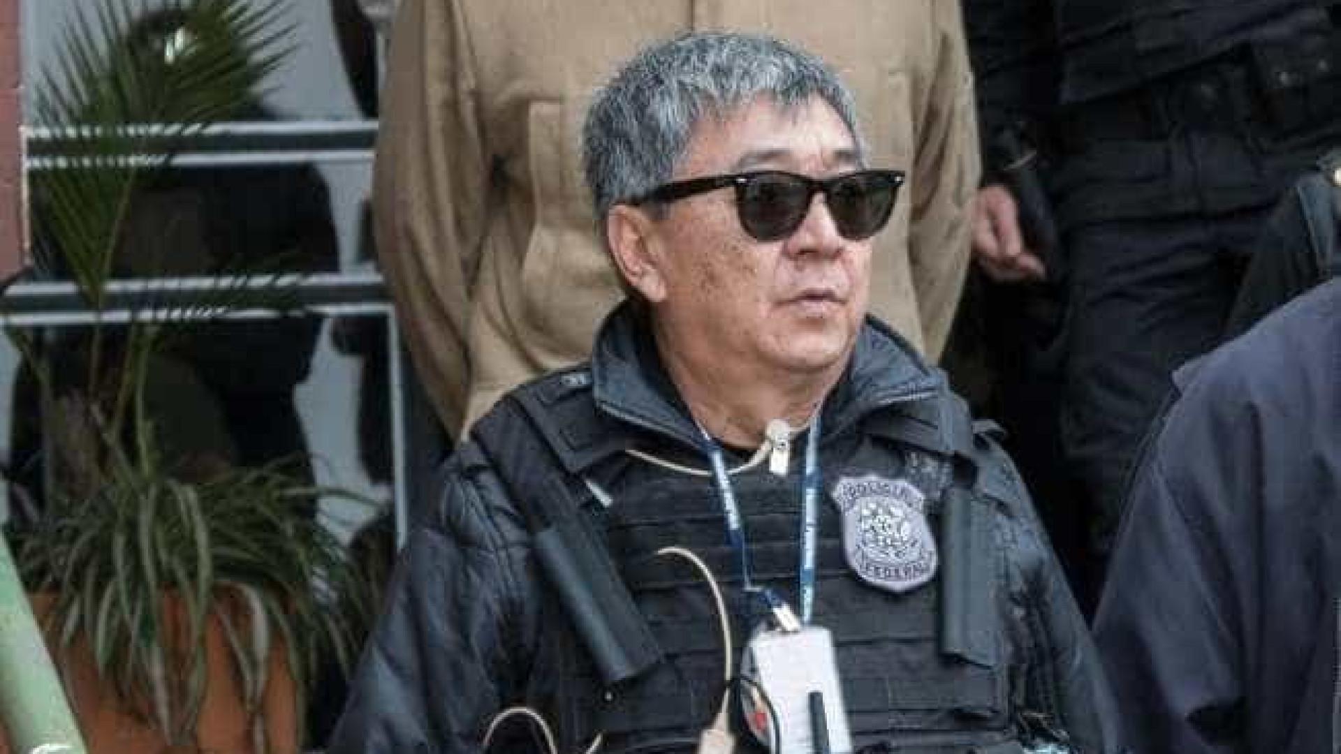 'Japonês da Federal' pode se candidatar à Câmara após cumprir pena