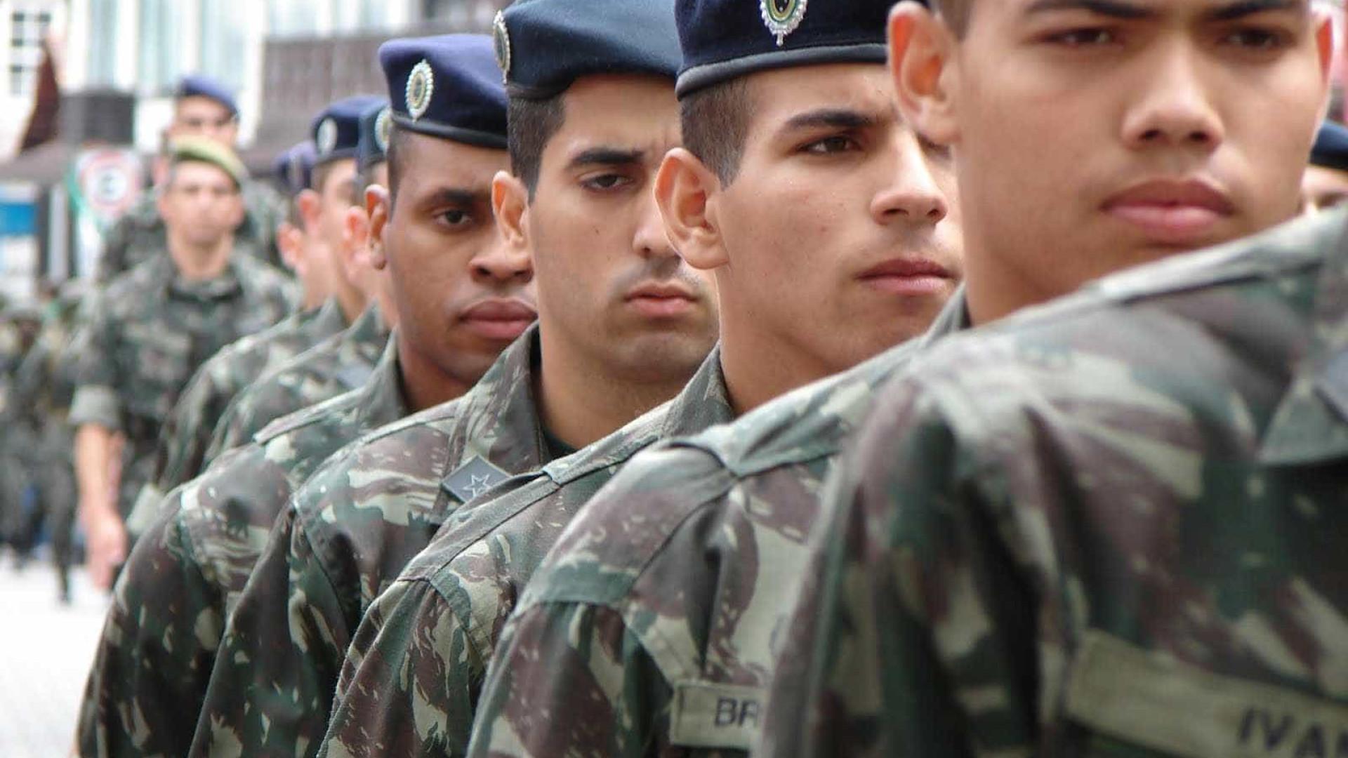 Alistamento militar começahojee vai até o fimde junho