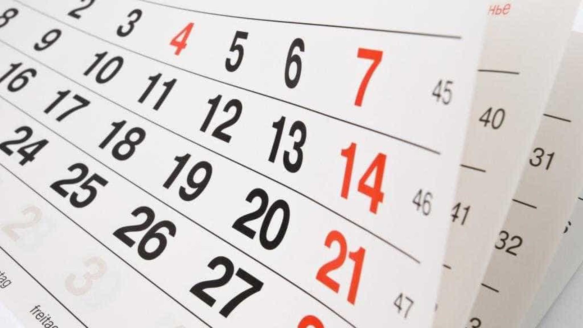 Portaria define dias de feriados nacionais para 2017