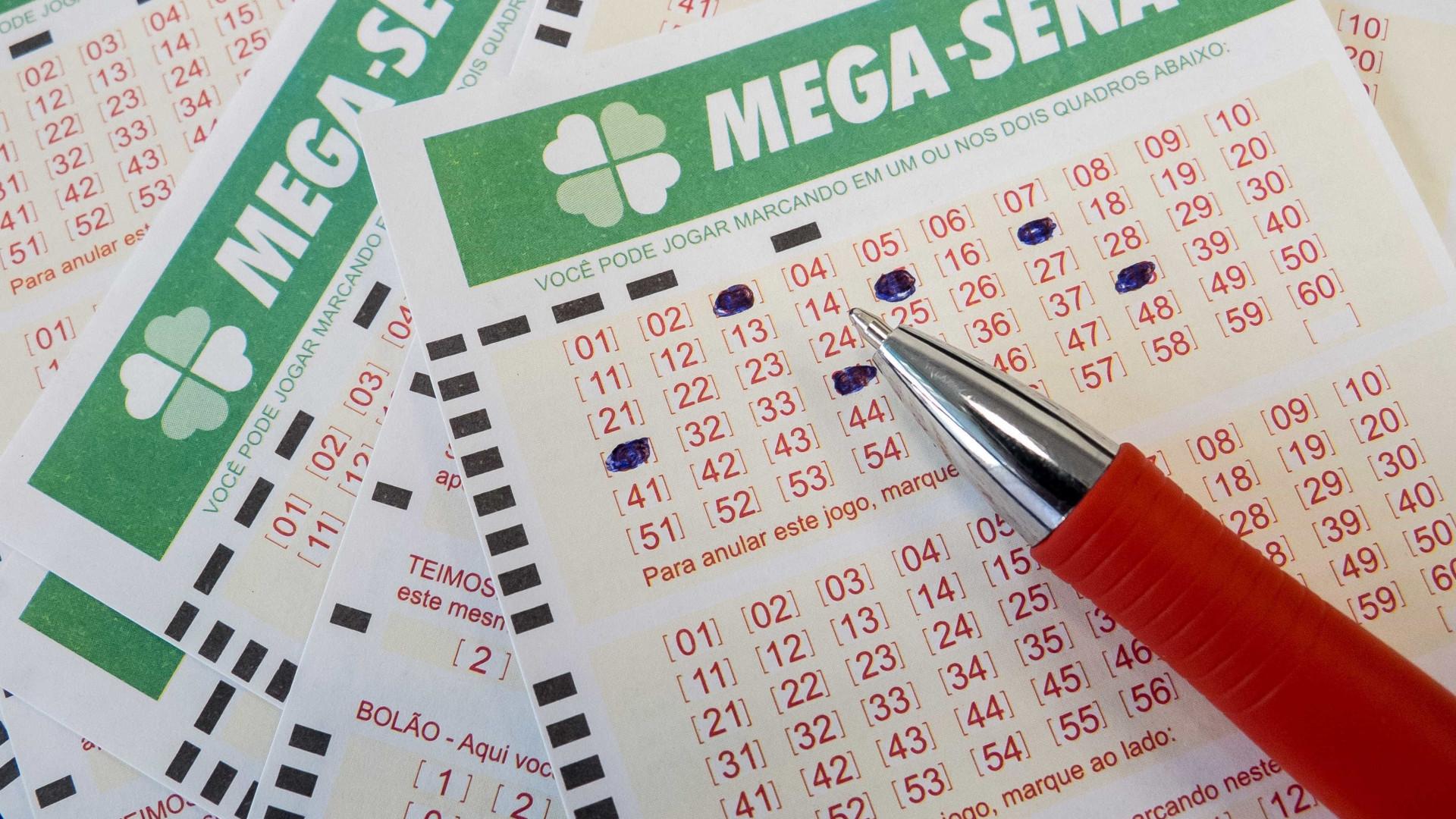 Mega-Sena acumula e prêmio pode chegar a R$ 6,5 milhões