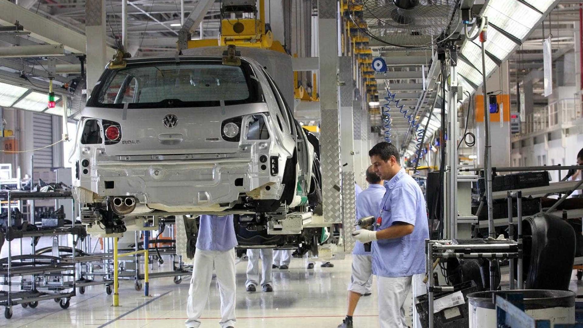 Produção de veículos sobe 27,1% no ano até novembro, diz Anfavea