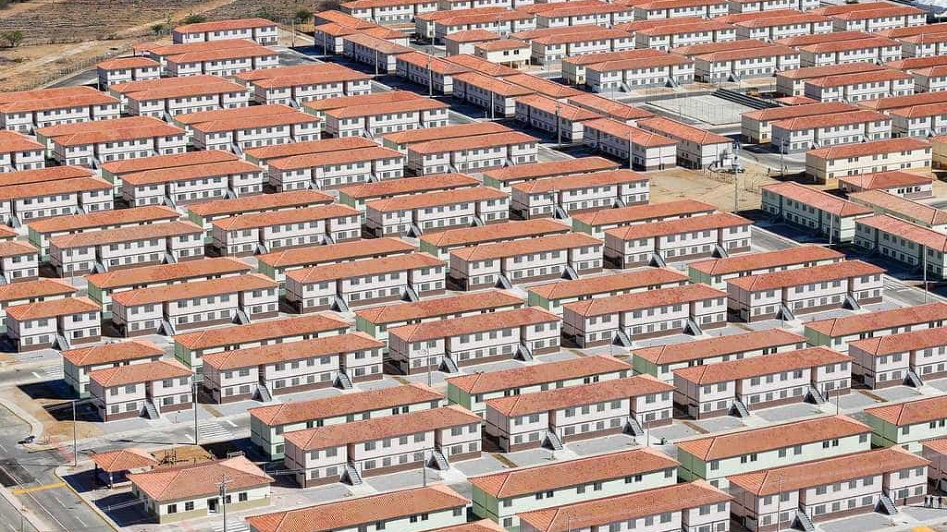 Governo divulga a contratação de 54 mil novas moradias do MCMV