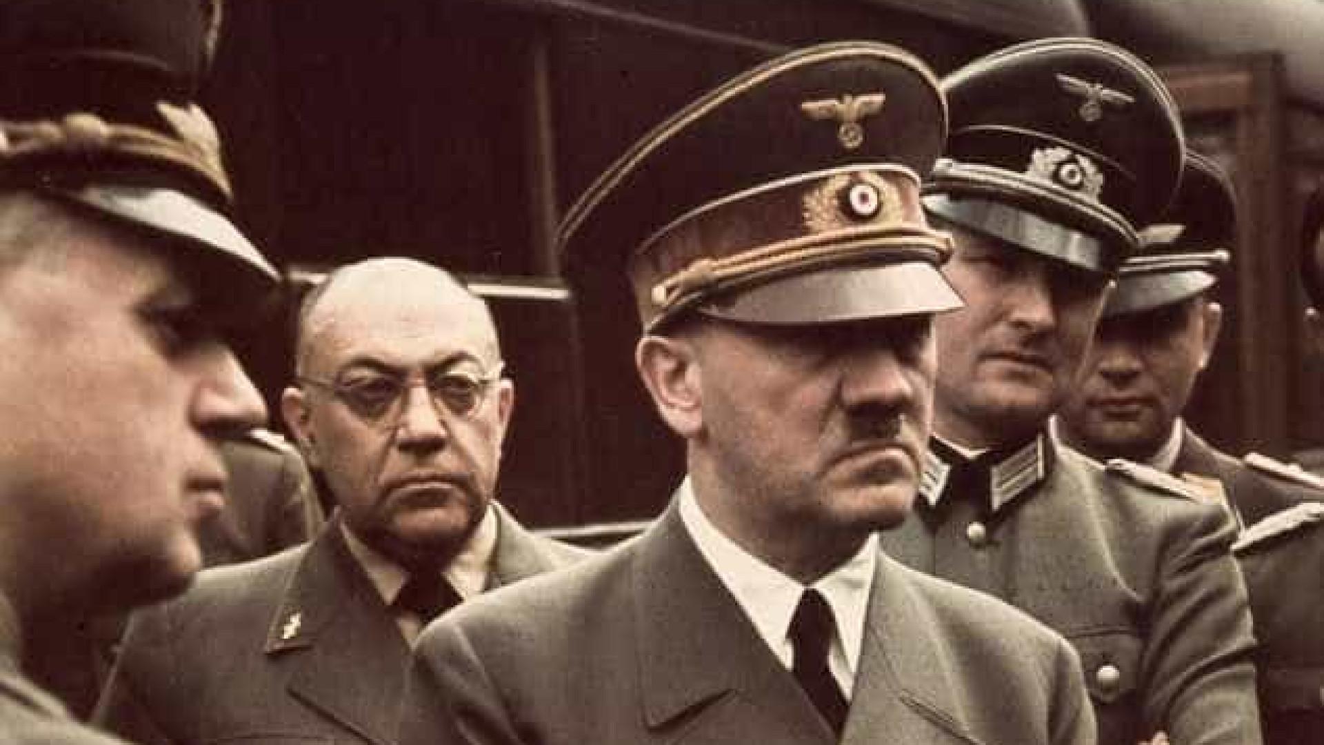 Hitler repudiava associação entre marxismo e seu partido