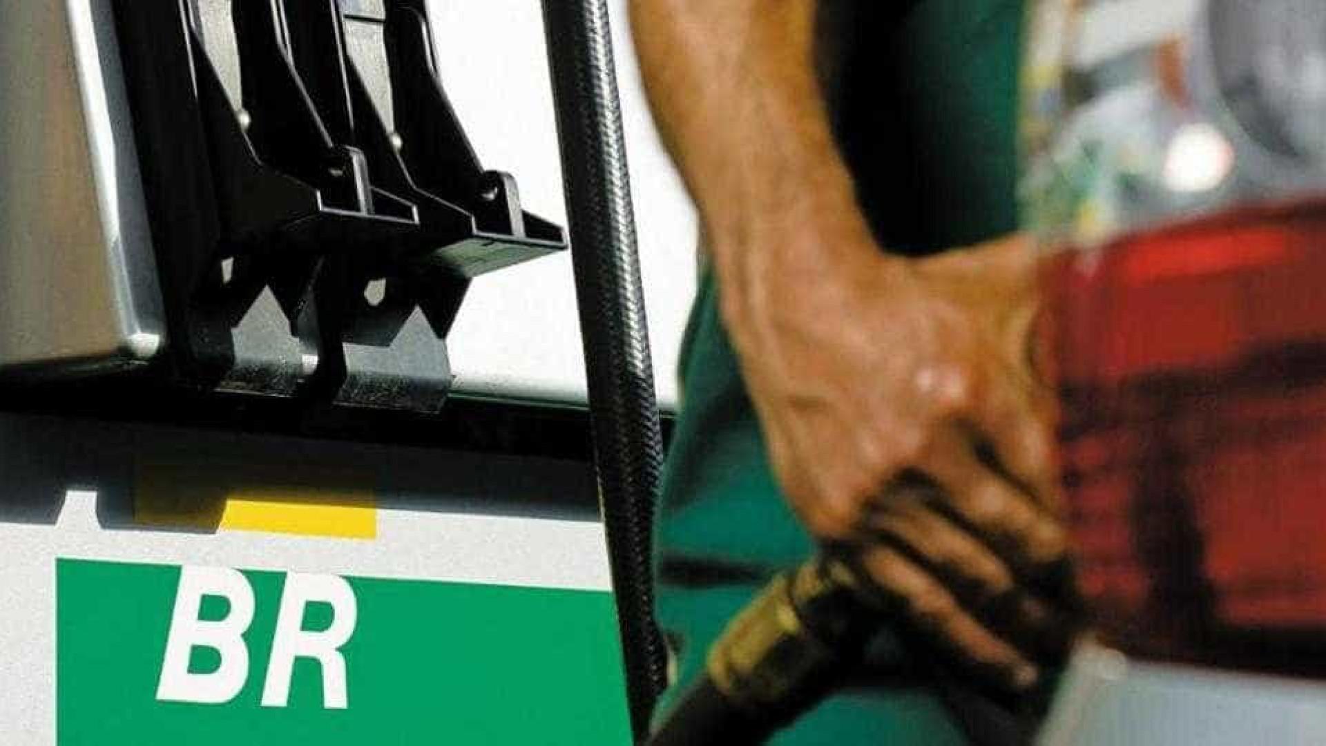 Petrobras reduz preço da gasolina em 0,59% a R$ 2,2381 para o dia 25