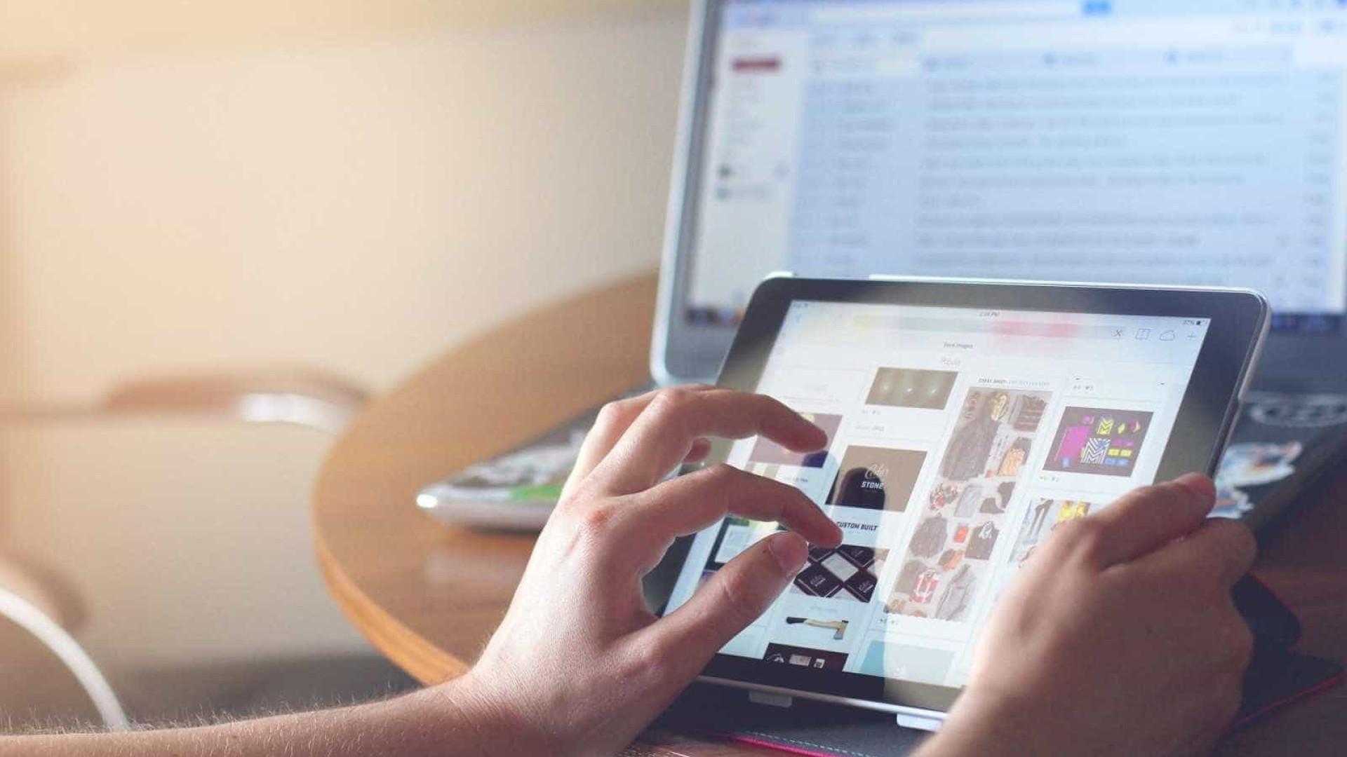 Vendas online para comércio e escritório crescem 18% no 1º semestre