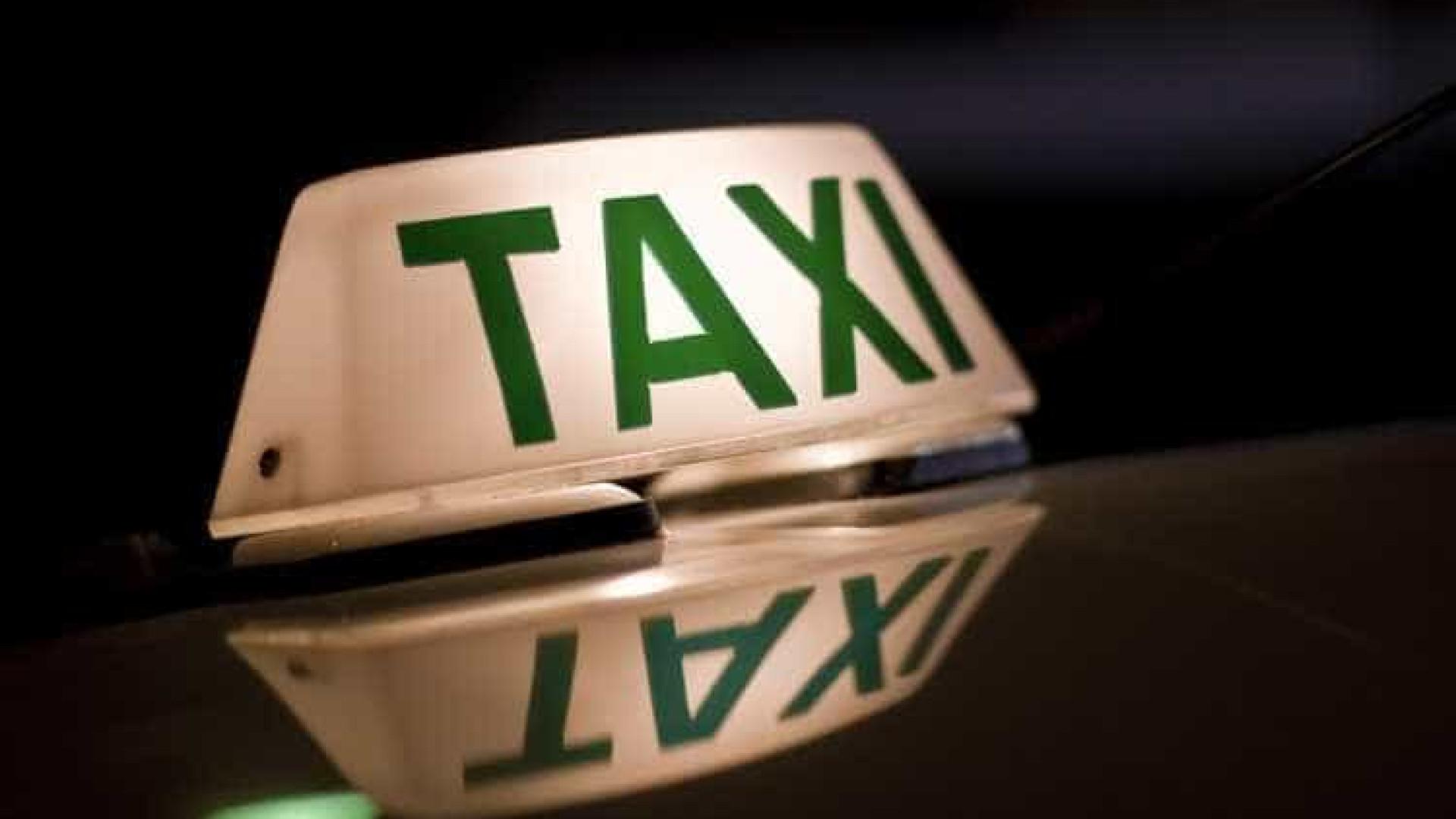 'Queria dar recado', diz suspeito de atirar em taxista enquanto dormia