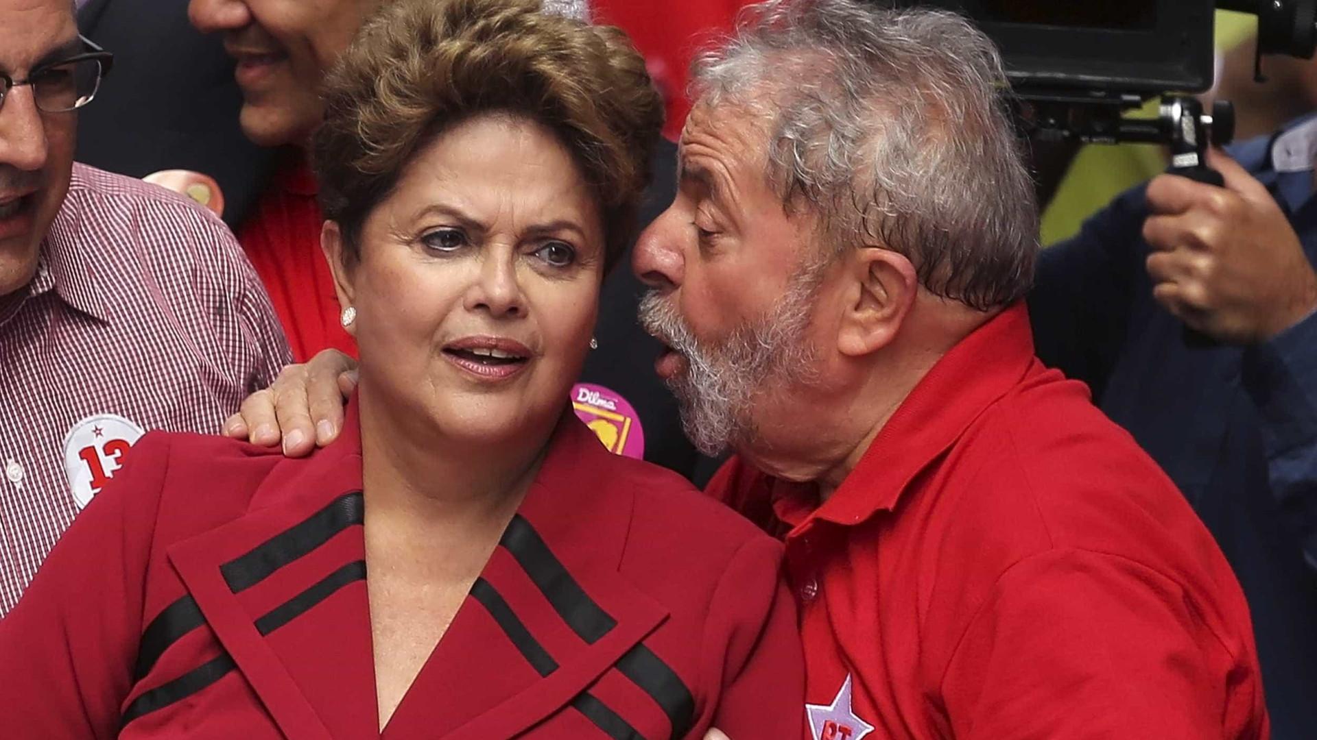 Dilma aparece como nome forte do PT em pesquisa