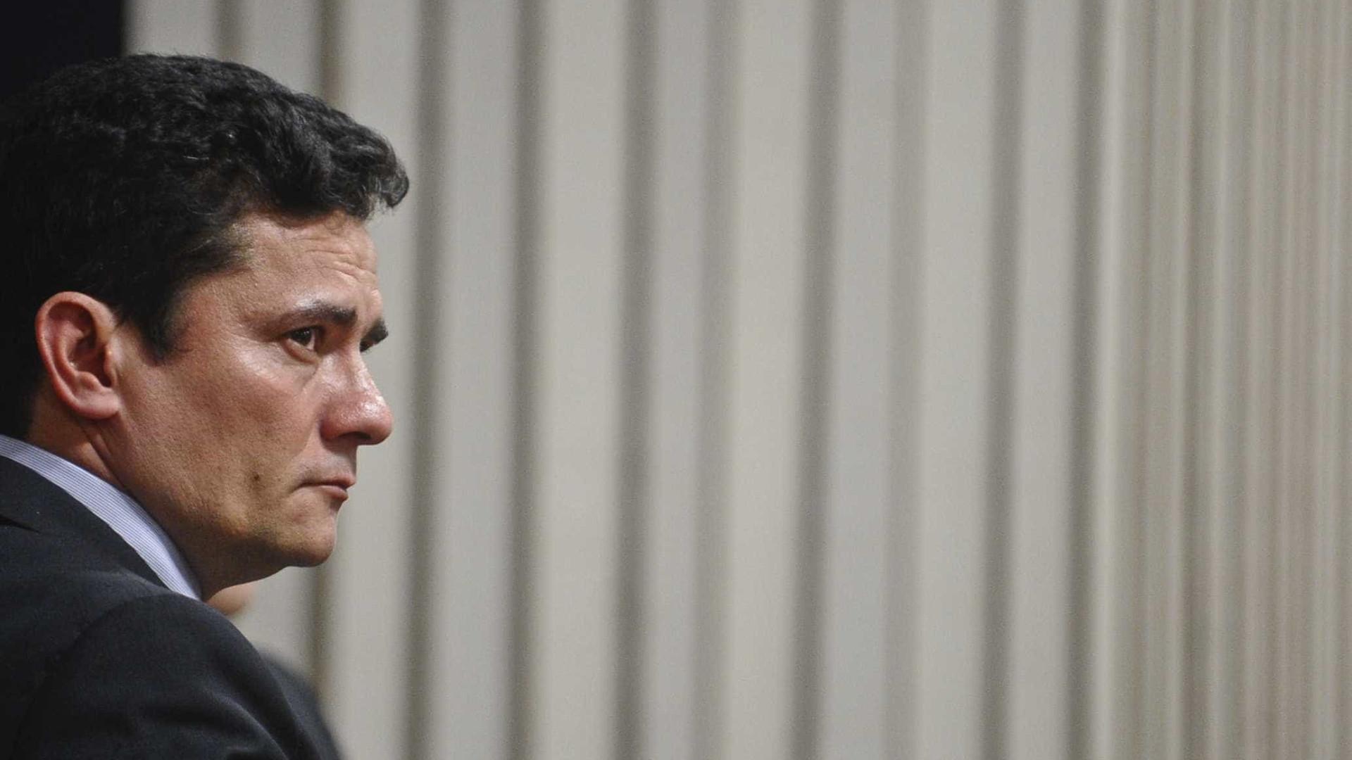Moro: Cunha praticou crimes  'de forma profissional e sofisticada'