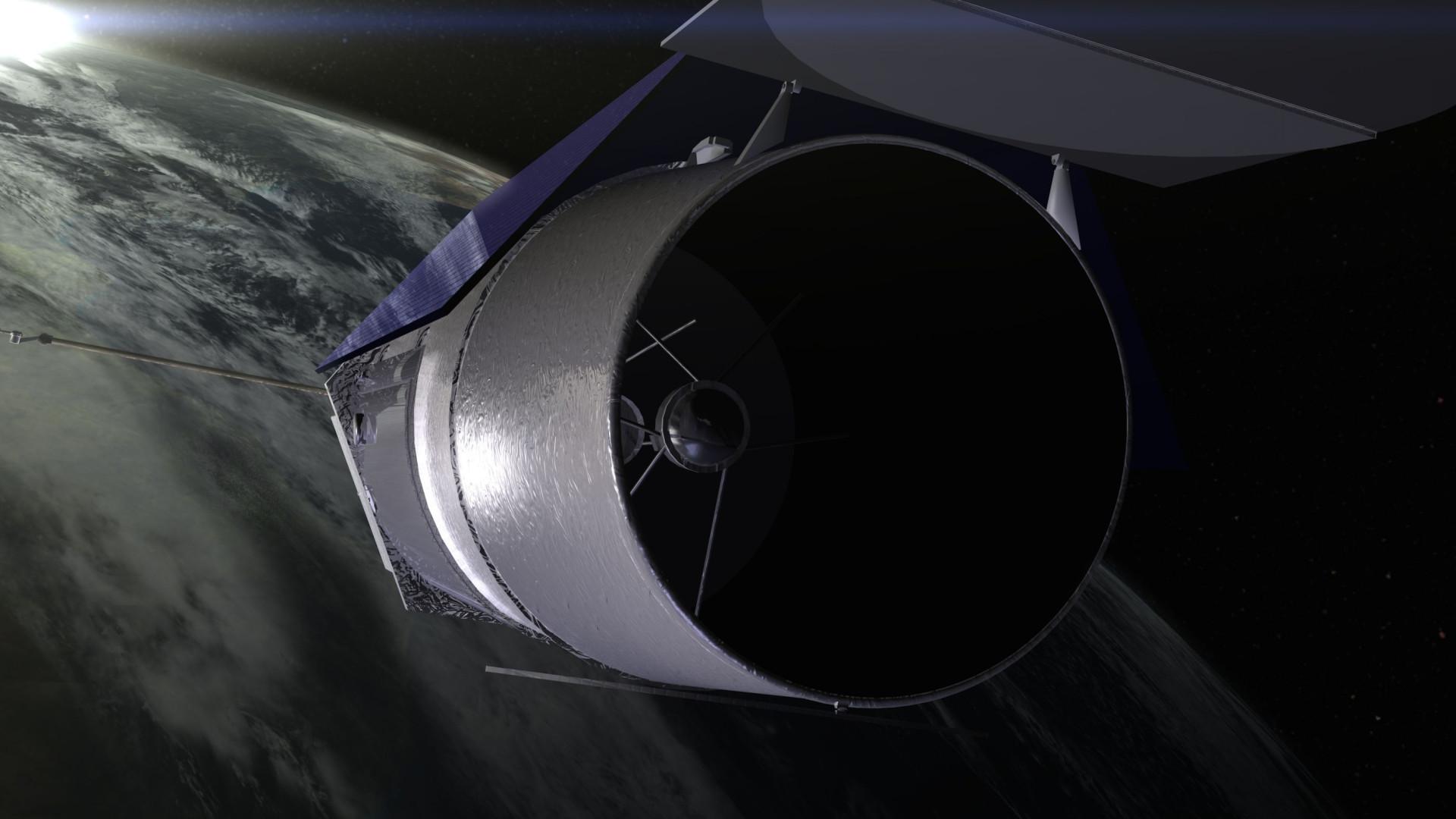 Nasa lança telescópio com visão cem vezes mais ampla que a do Hubble