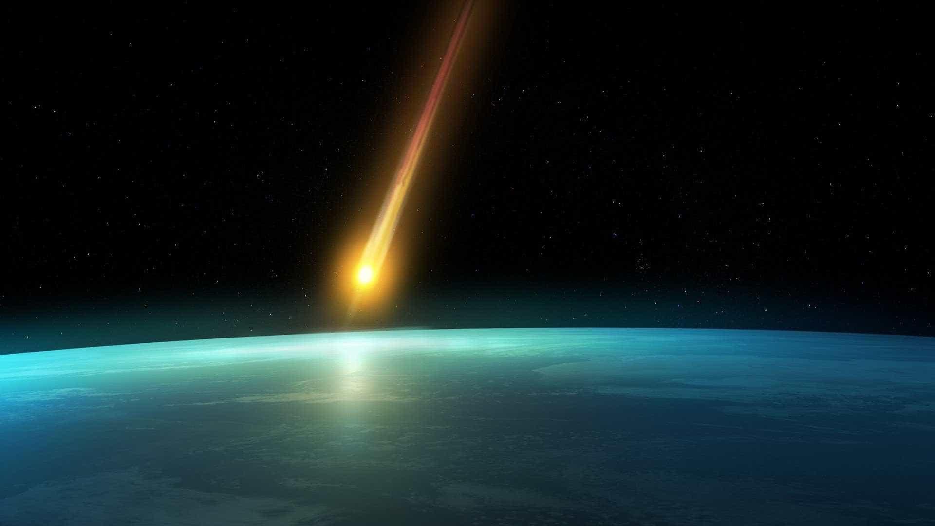 Terra ficou 2 anos na escuridão após extinção dos dinossauros