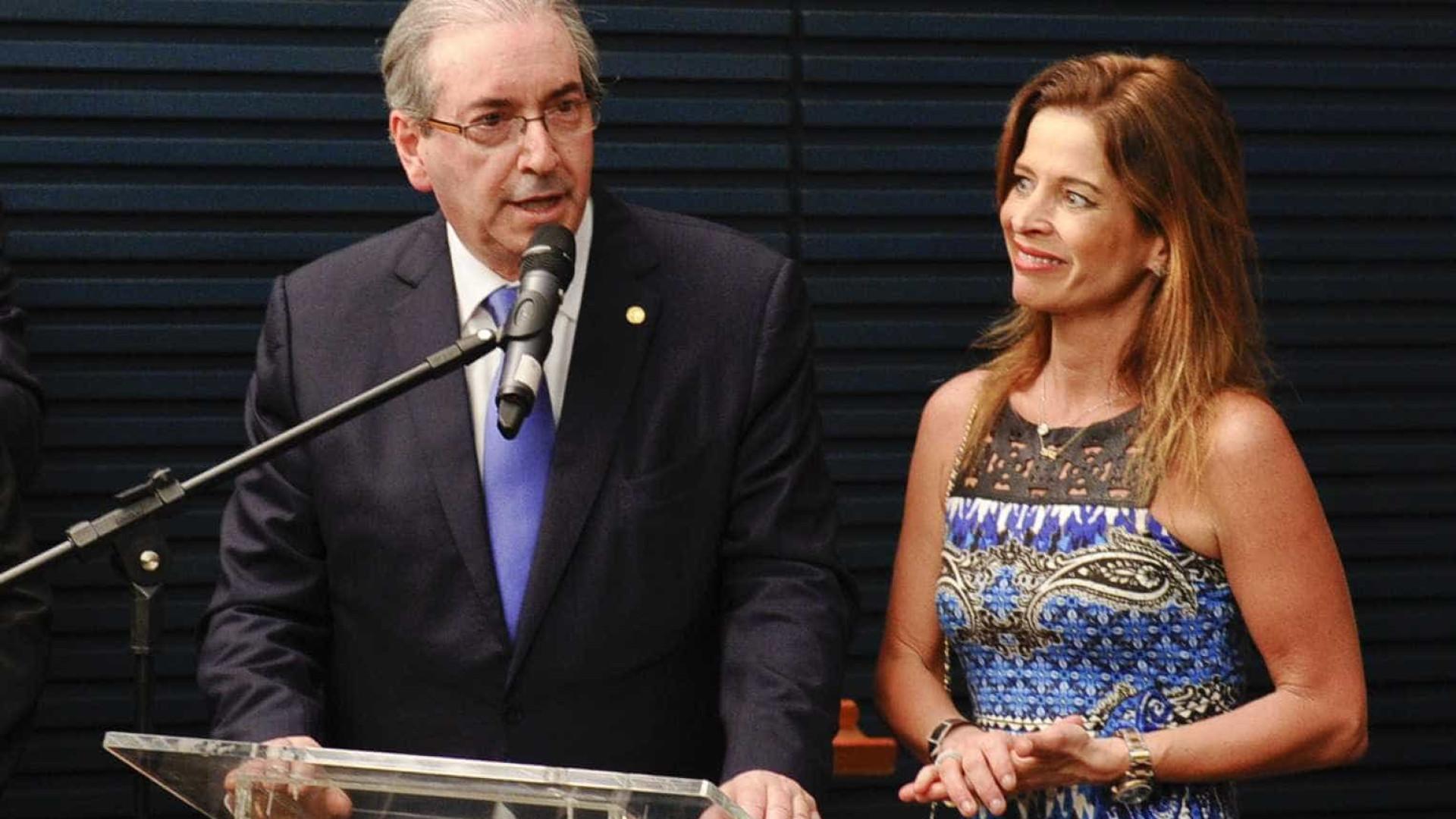 Moro convoca mulher de Eduardo Cunha para novo depoimento