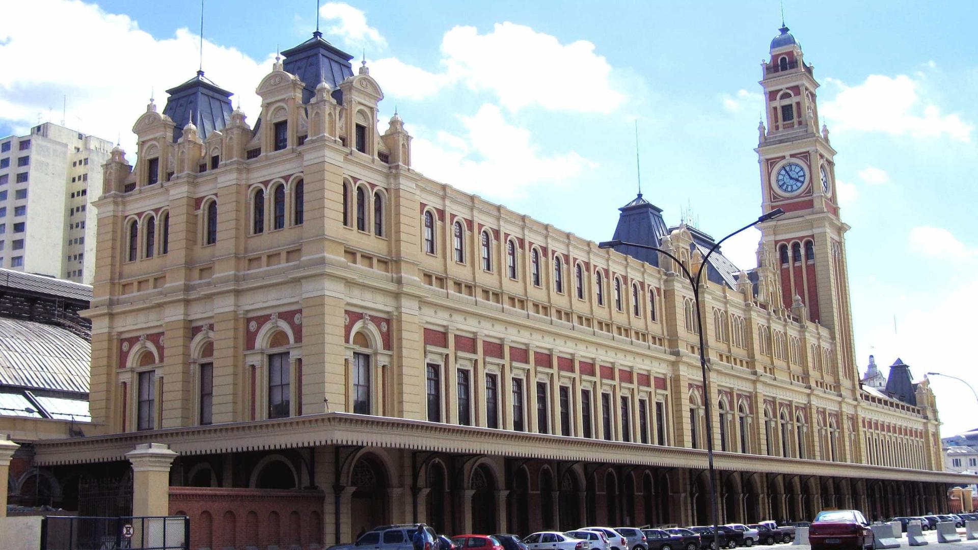 Chega ao fim 1ª fase da reforma do Museu da Língua Portuguesa