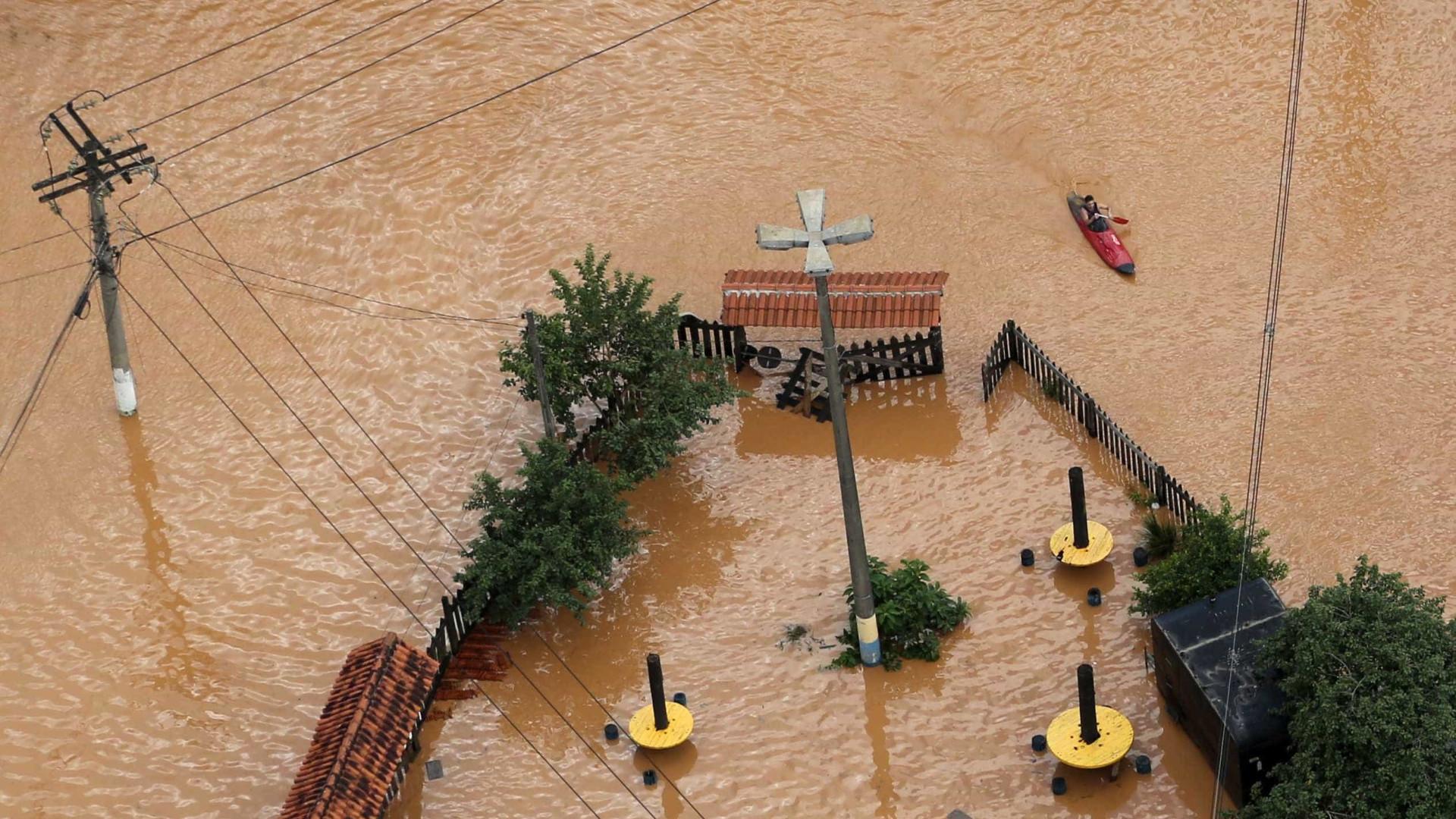 Defesa Civil autoriza R$ 708 mil  para emergência no Sul do País