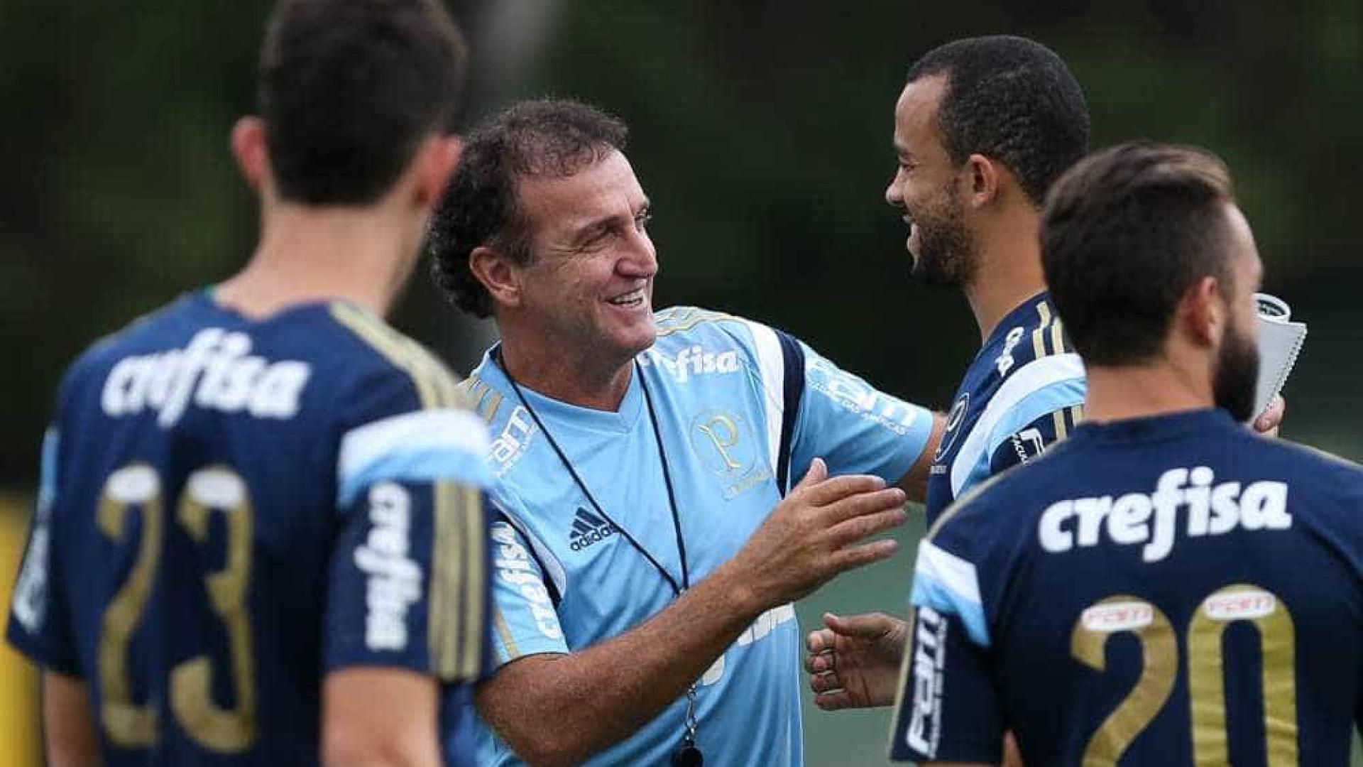 b83b851217 Notícias ao Minuto Brasil - Palmeiras promove treino intenso de ...