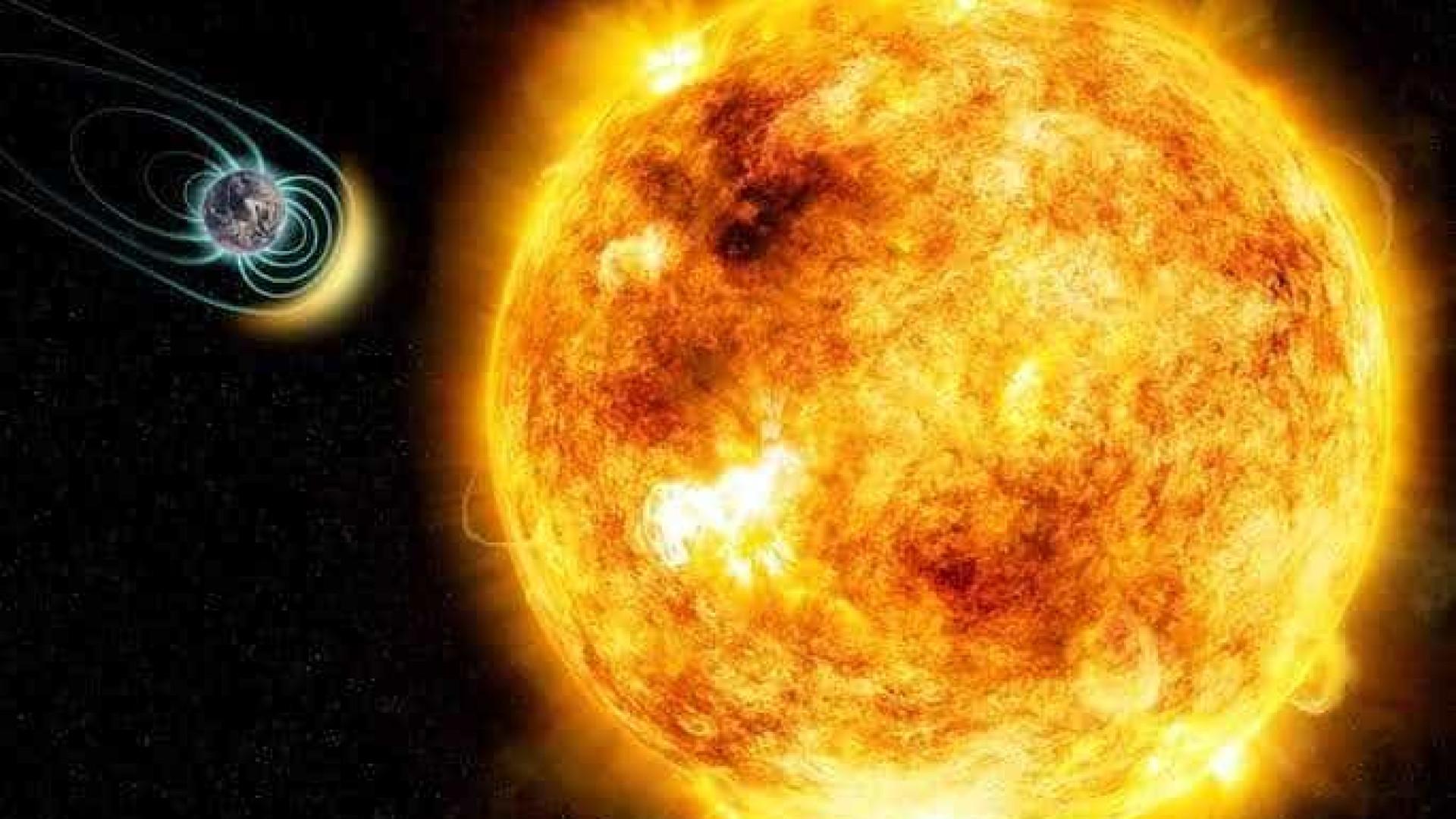 Terra atinge sua máxima velocidade e proximidade do Sol
