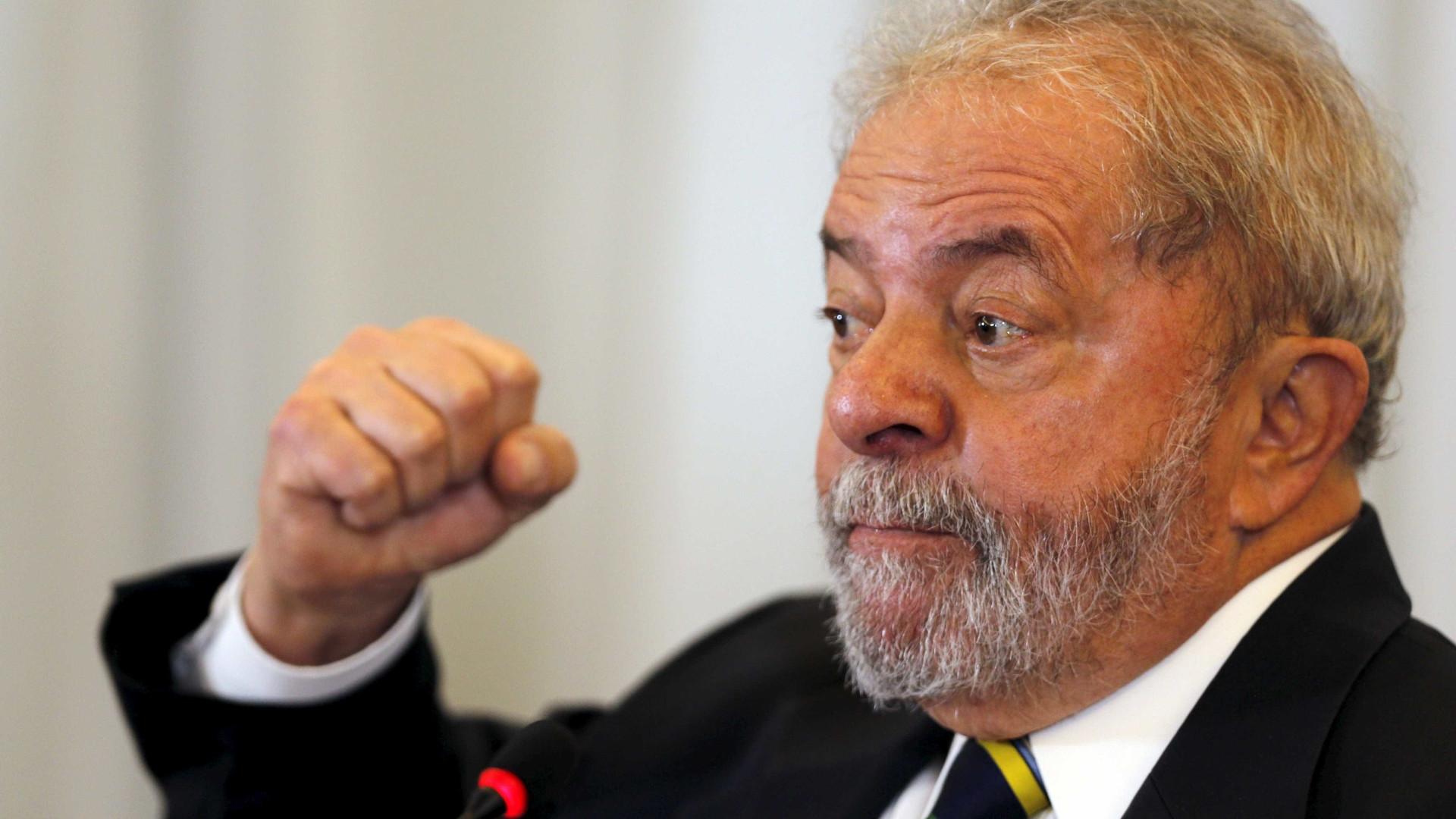 'Léo Pinheiro mente para ter sua  delação aceita', diz Lula