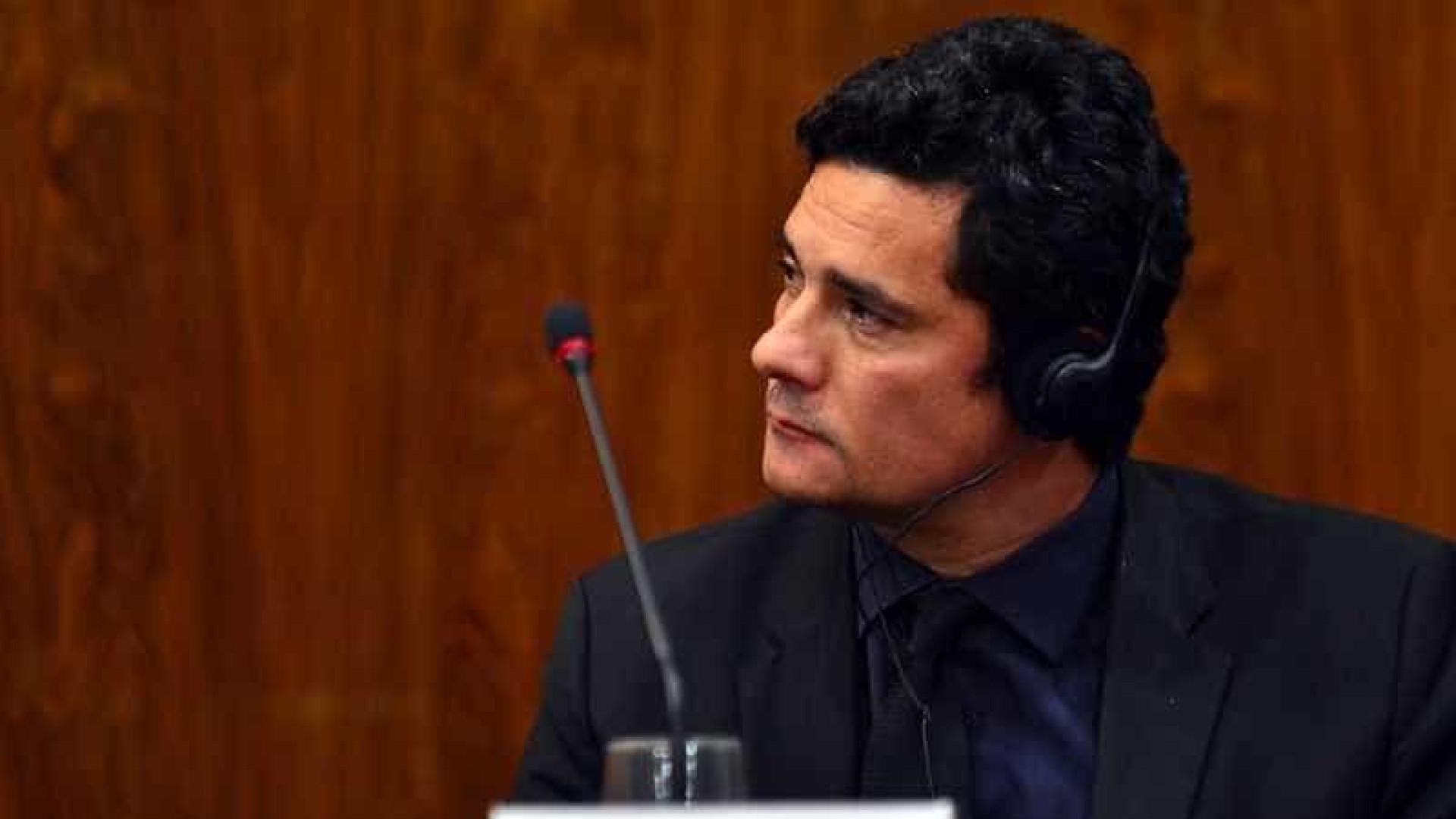 Sérgio Moro é esperado em manifestação a favor da Lava Jato