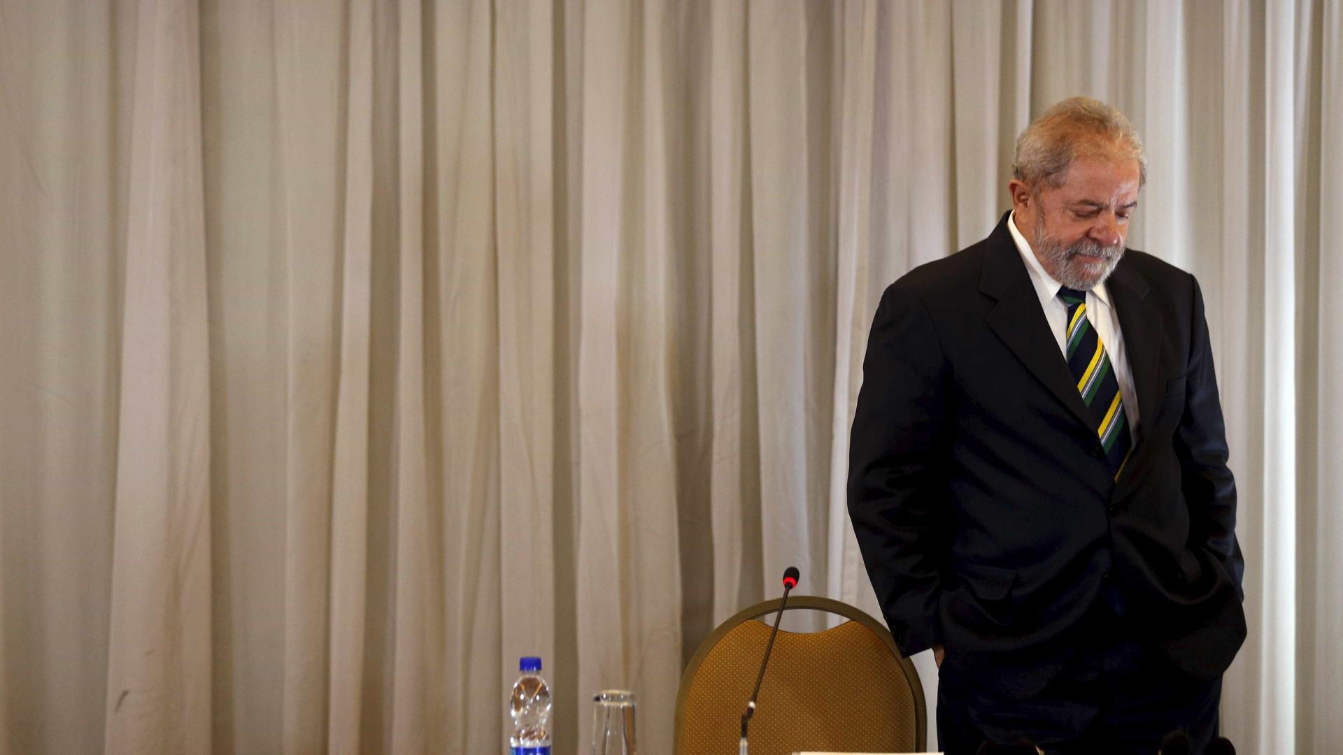 Hospital confirma visita de contador do caso dos recibos de Lula
