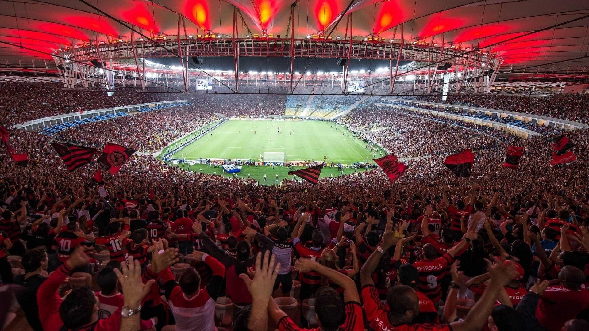 Torcida esgota setor do Maracanã para  Flamengo e Corinthians