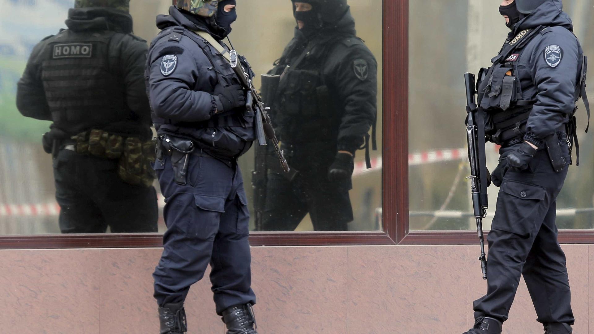 Autor de atentado na Rússia é identificado